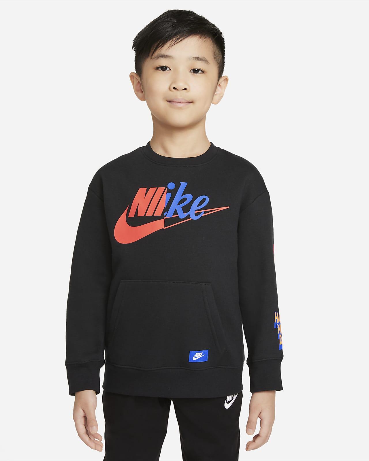 Nike 幼童运动上衣