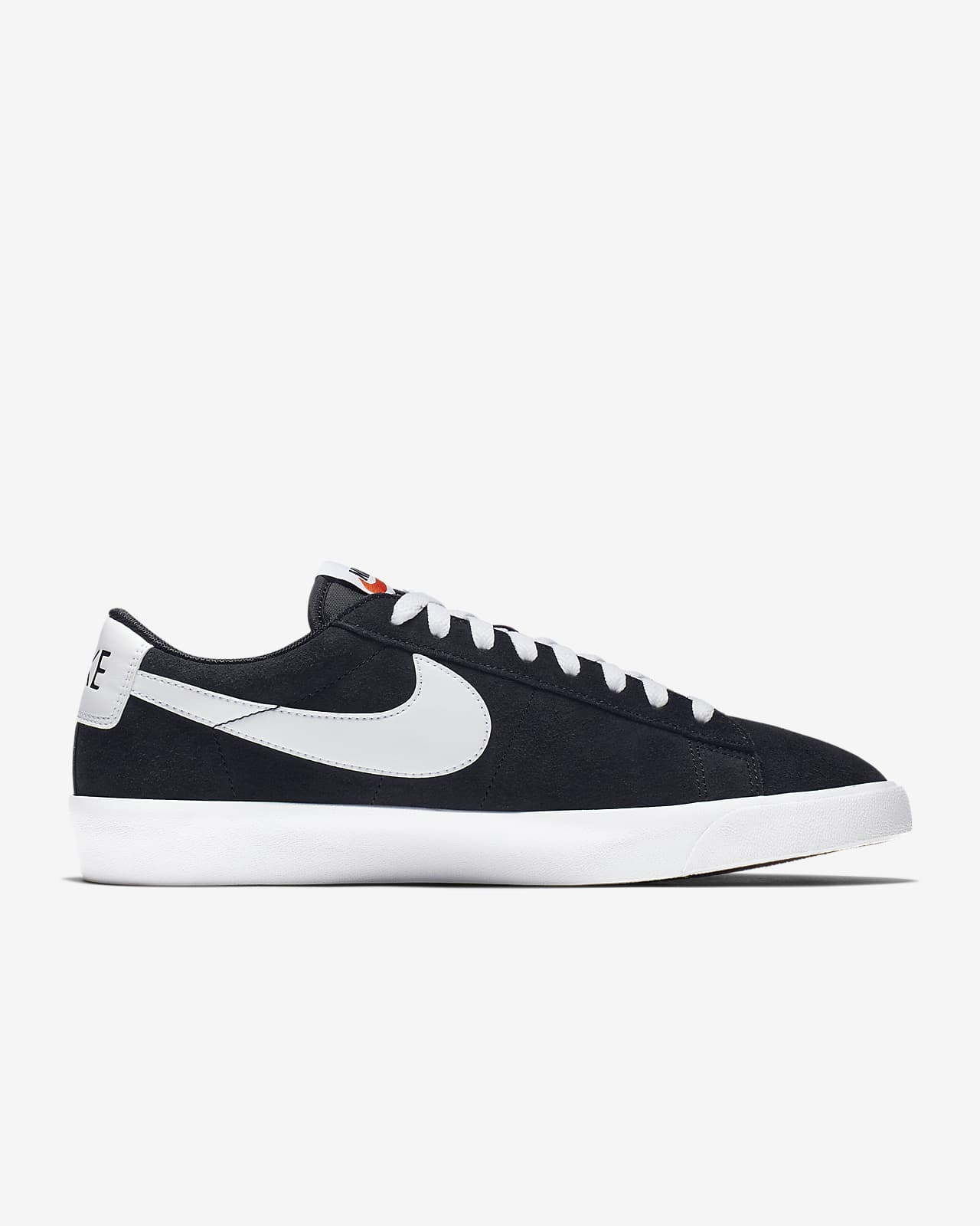 Nike Blazer Low Premium Vintage Suede Men's Shoe. Nike LU