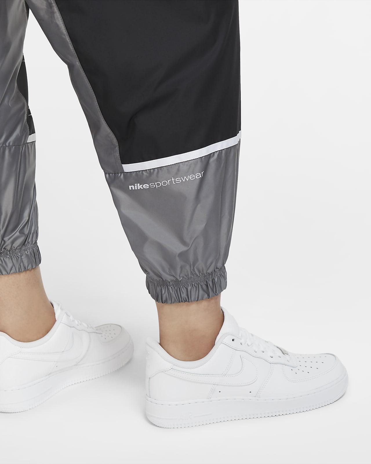 Pantalones De Tejido Woven Para Mujer Talla Grande Nike Sportswear Nike Com