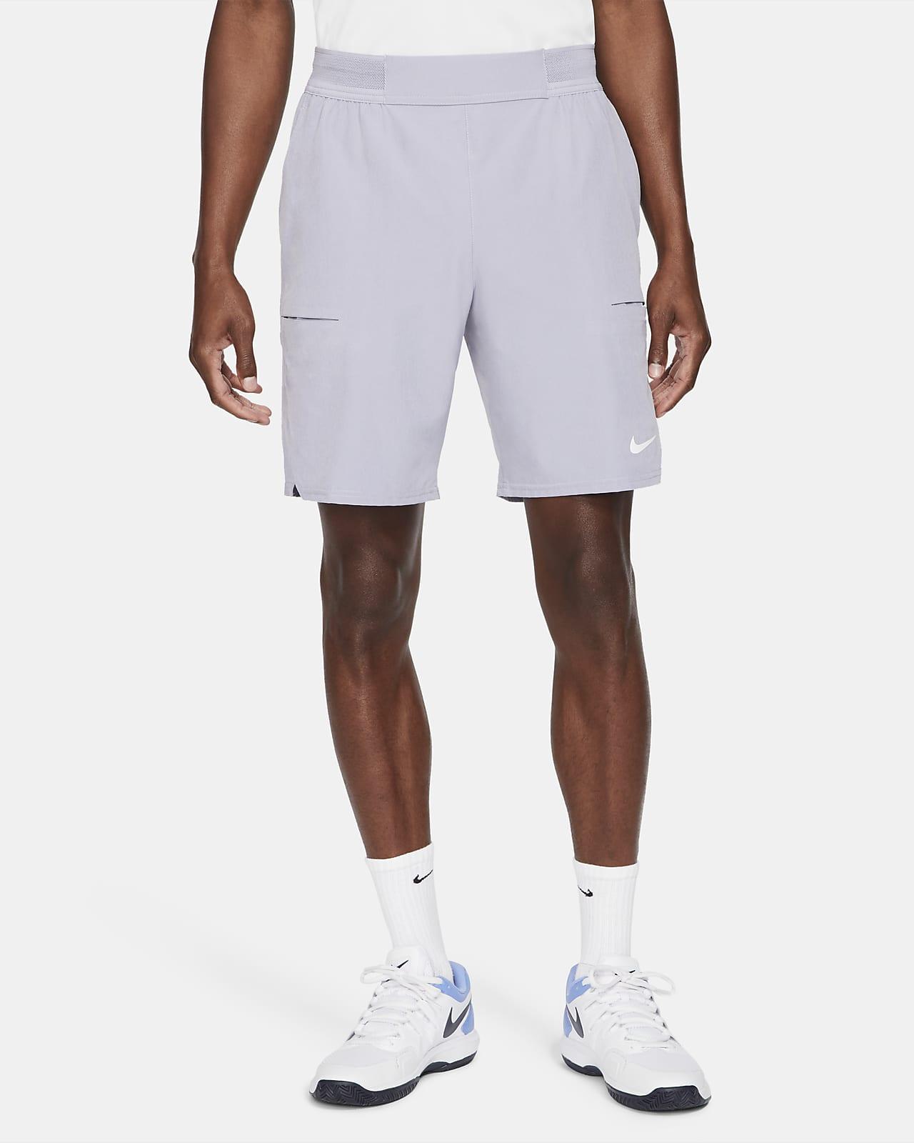 Мужские теннисные шорты NikeCourt Dri-FIT Advantage 23 см
