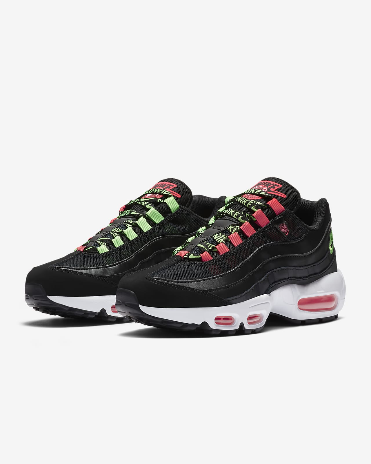 W Nike Air Max 95 SE Sneaker.no