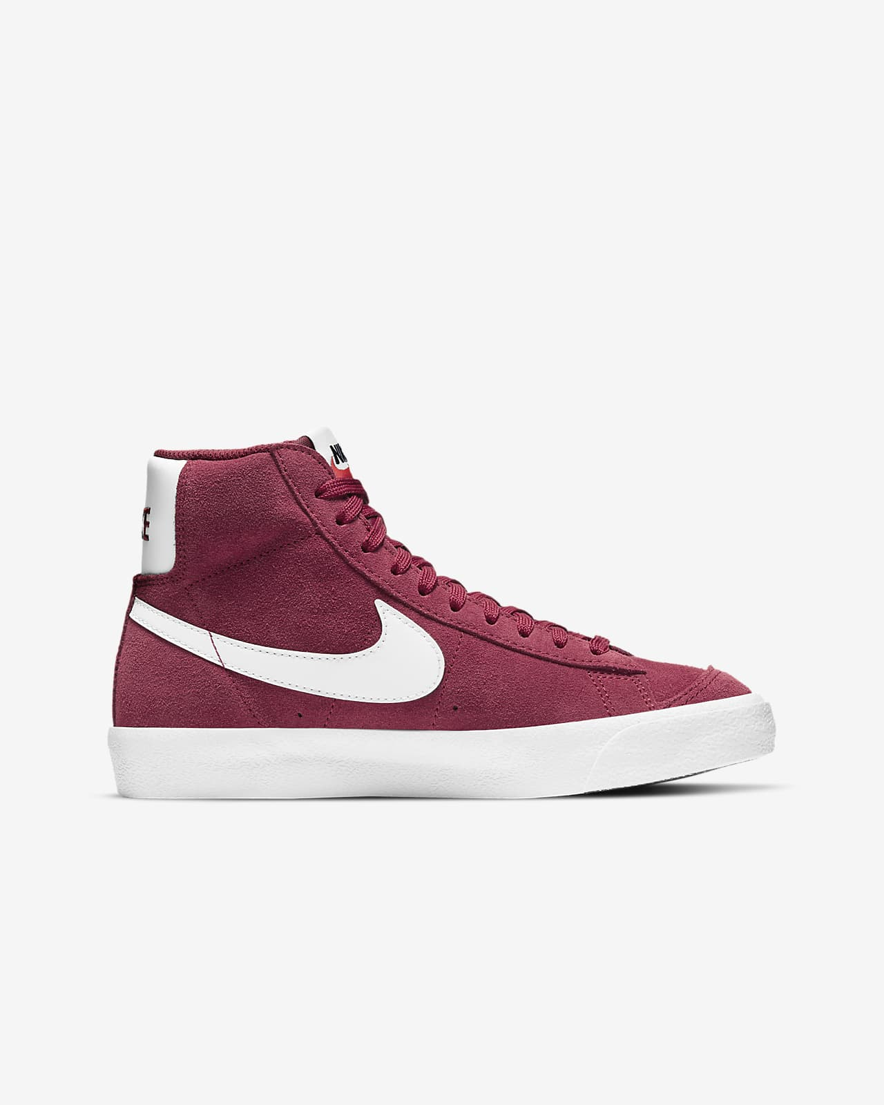 Nike Blazer Mid '77 Suede Older Kids' Shoe. Nike LU