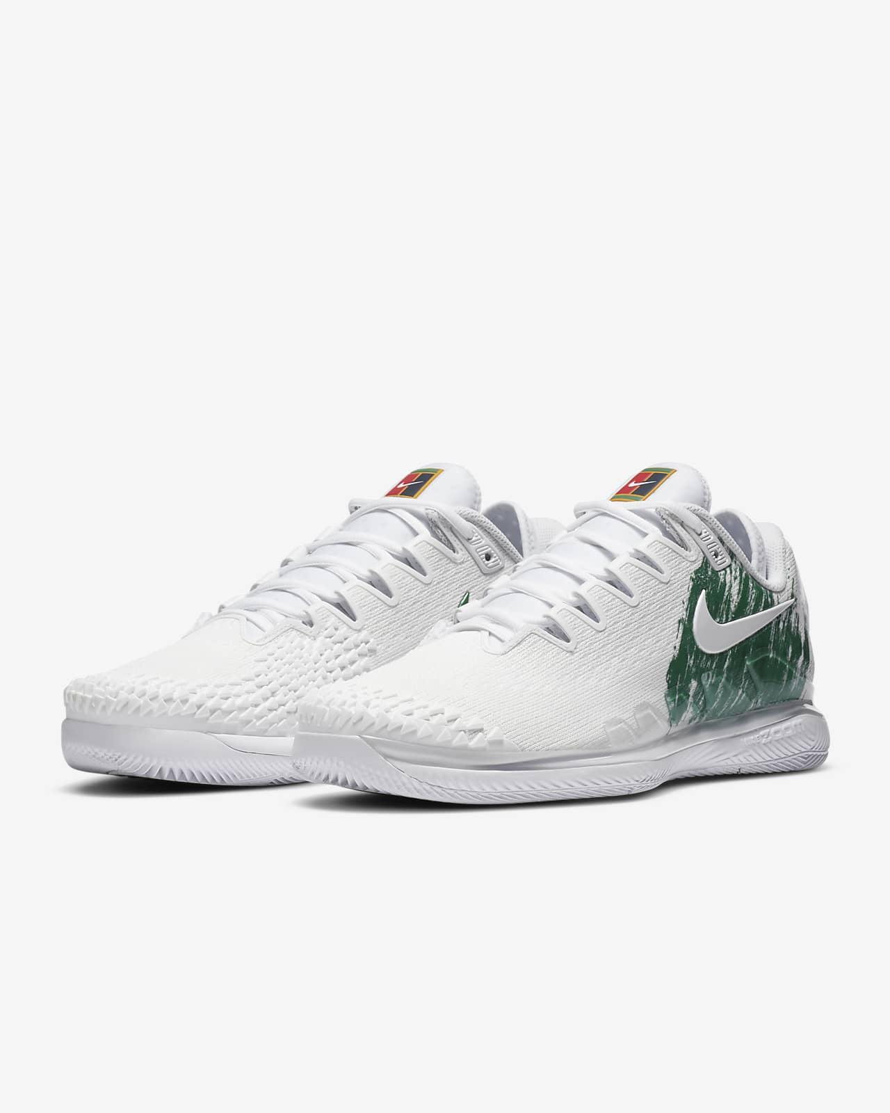 NikeCourt Air Zoom Vapor X Knit Sert