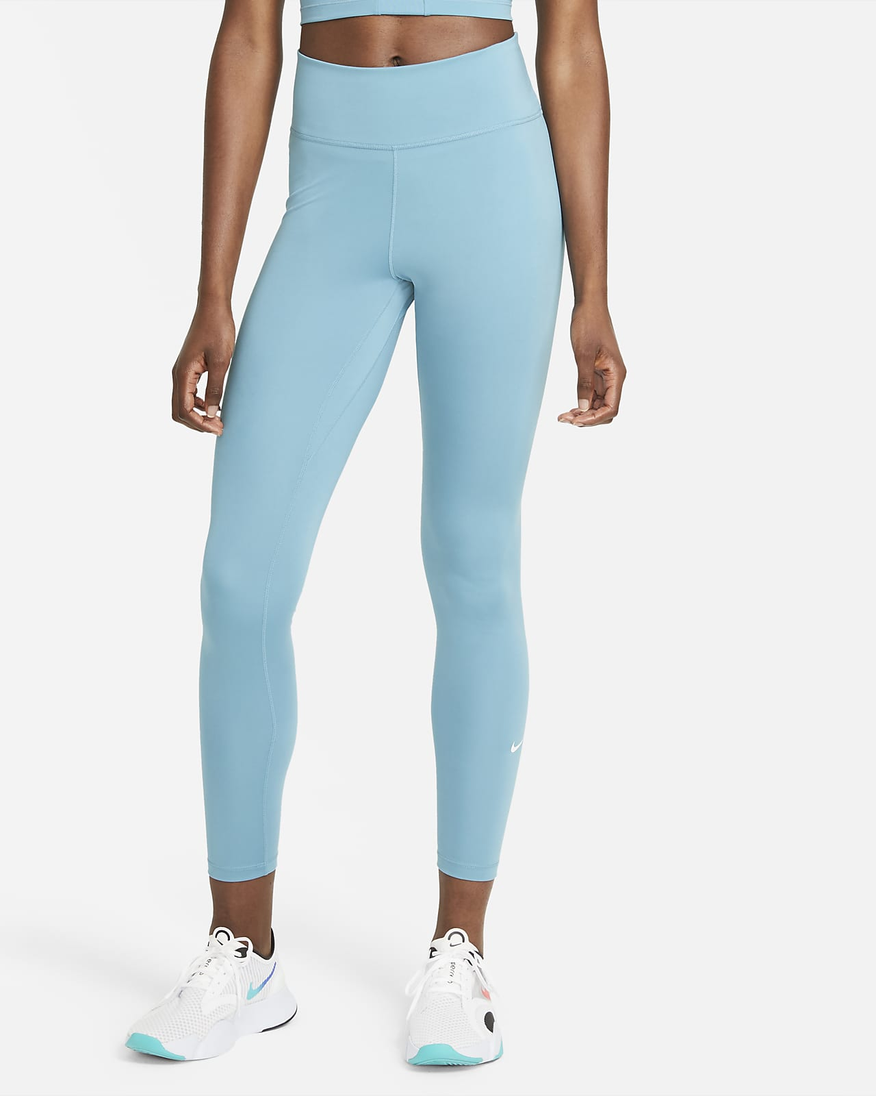 Leggings de tiro medio para mujer Nike Dri-FIT One