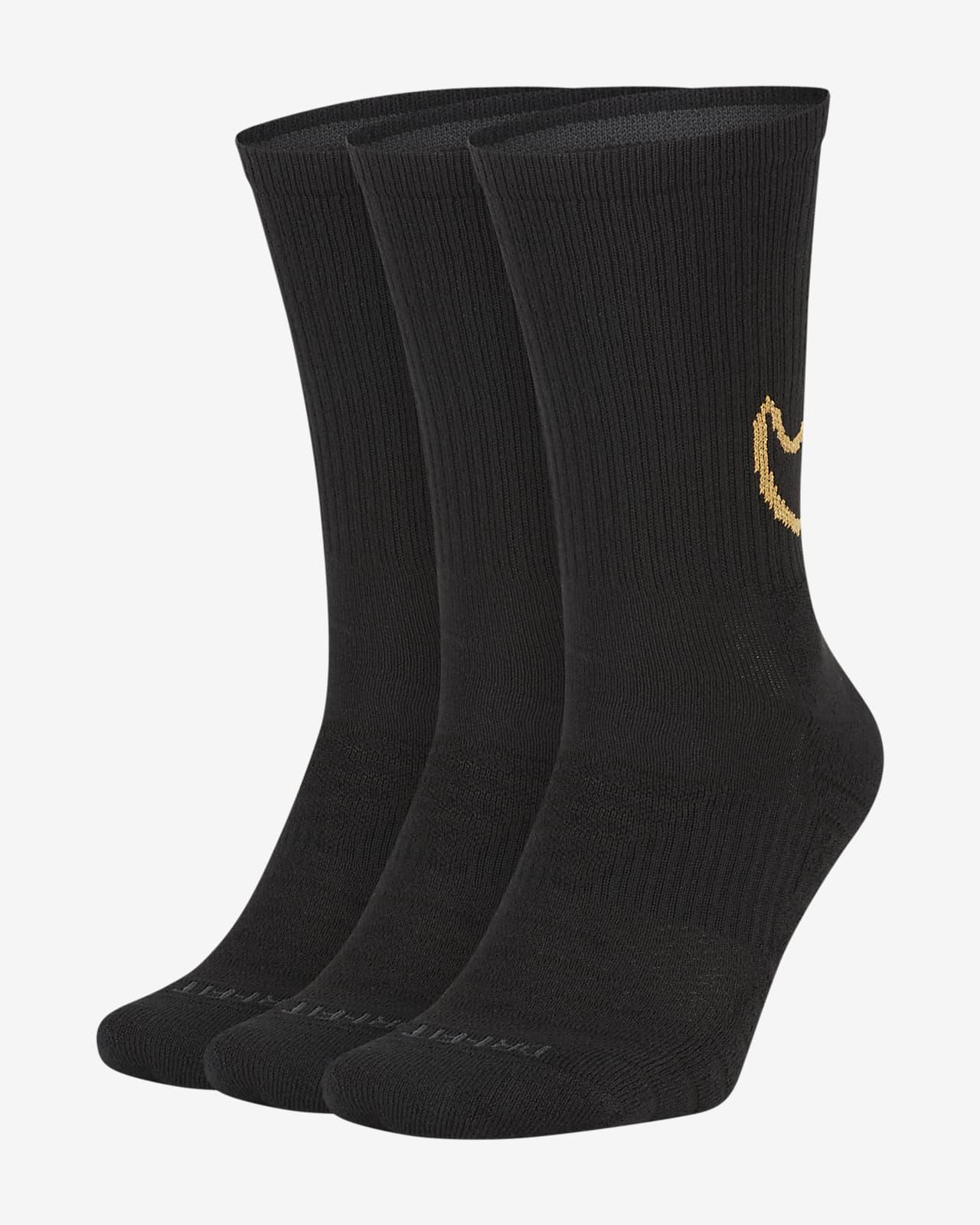 Nike Everyday Max Cushioned Crew Training Socks (3 Pairs)