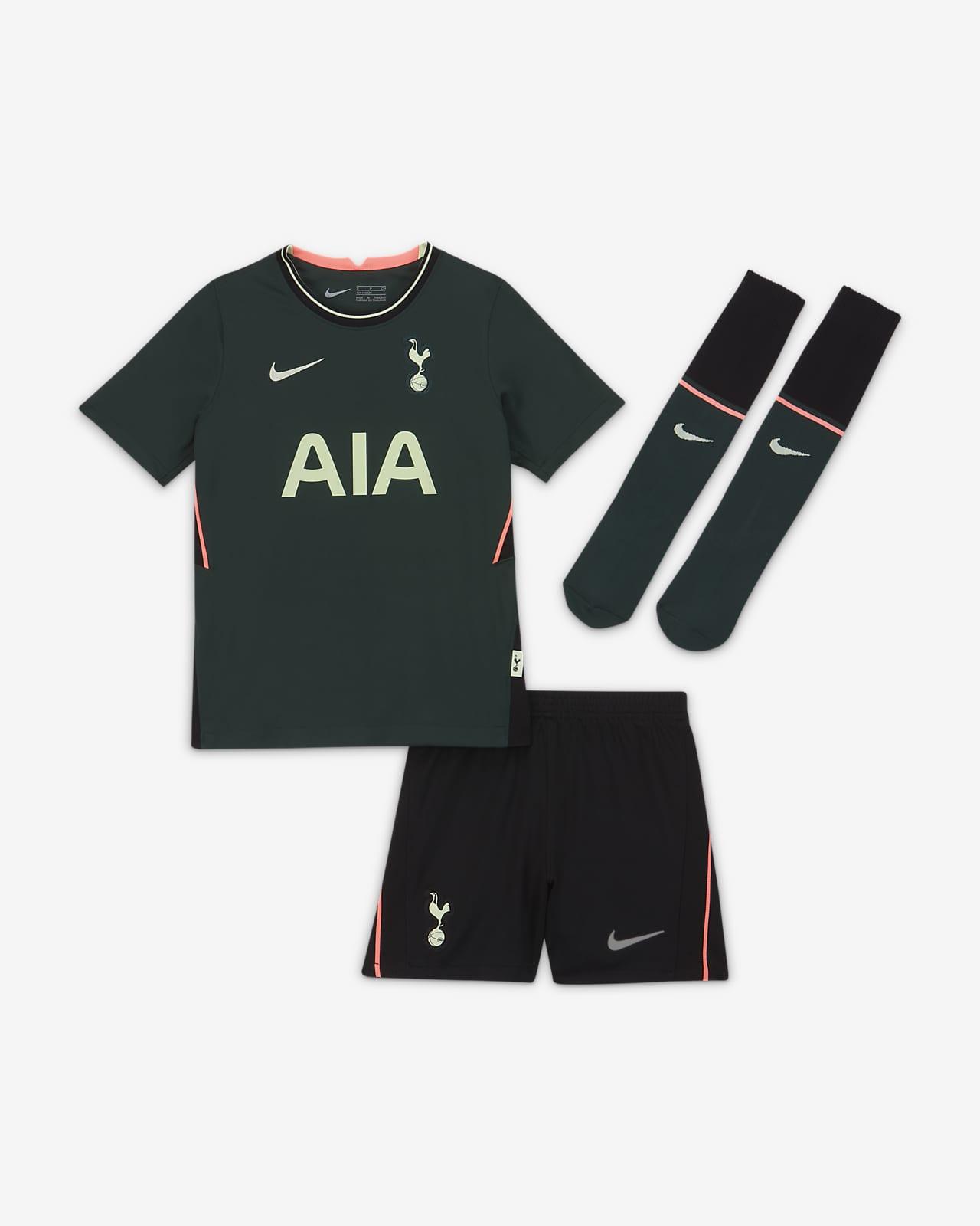 Tenue de football Tottenham Hotspur 2020/21 Extérieur pour Enfant