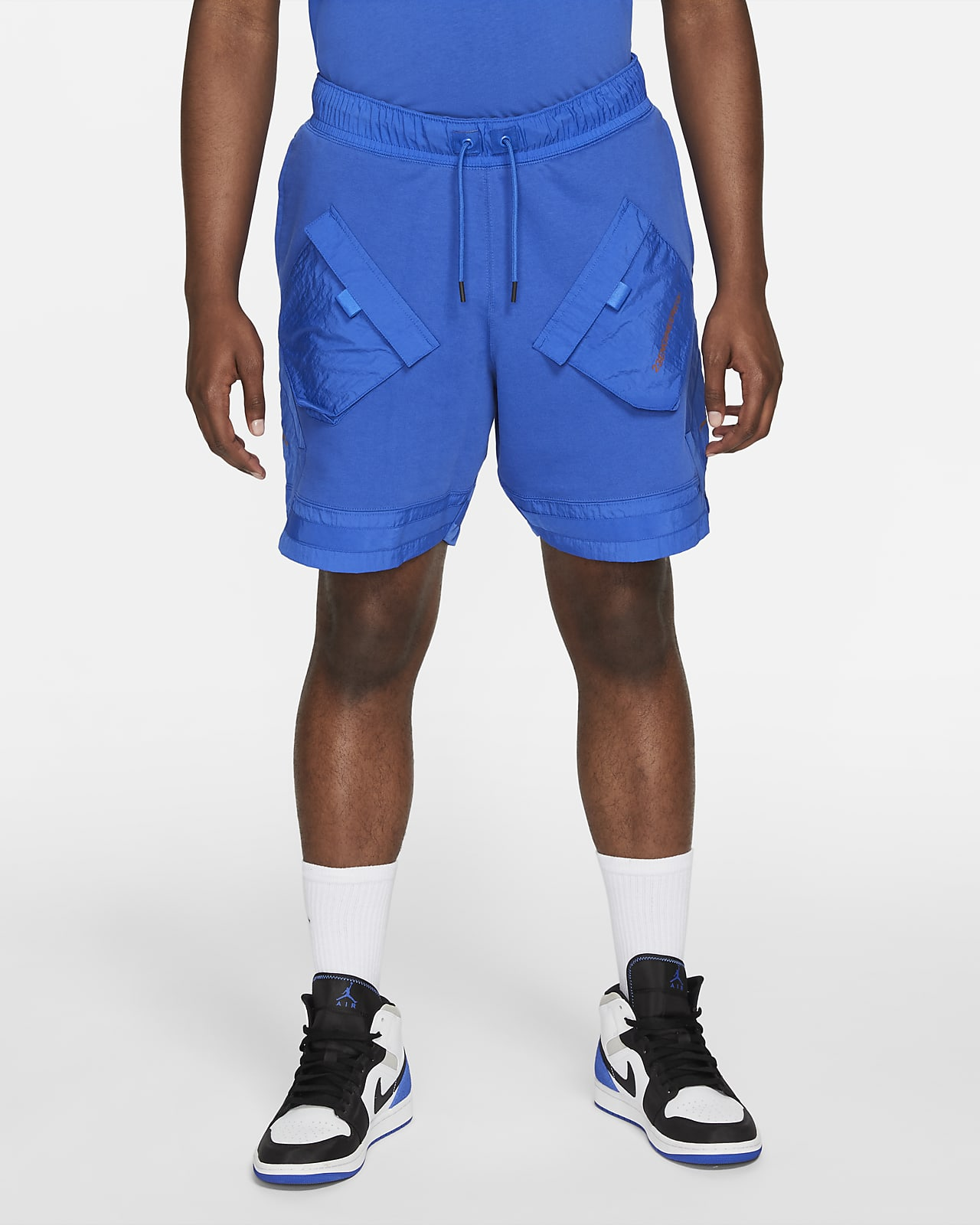Shorts de tejido Fleece para hombre Jordan 23 Engineered