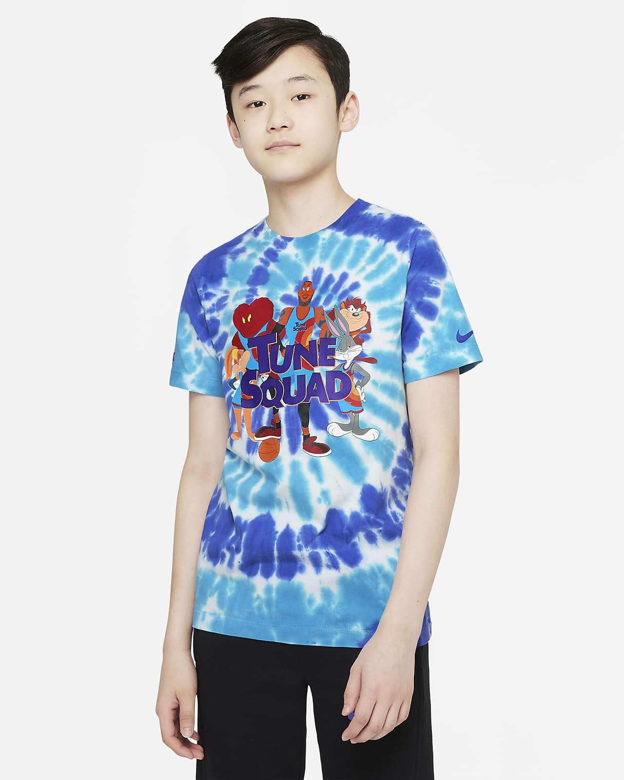 レブロン x スペース・プレイヤーズ ジュニア Tシャツ