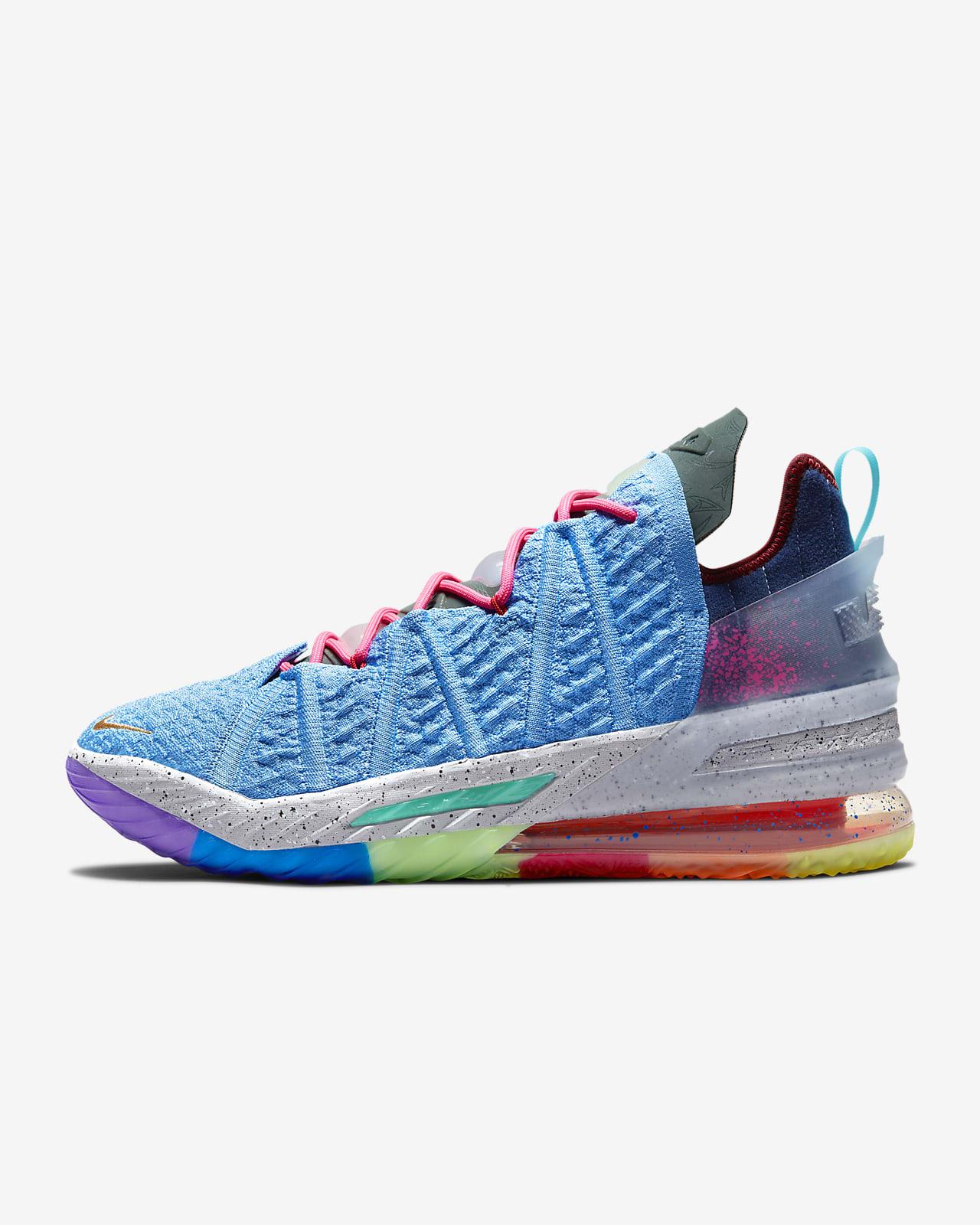 Chaussure de basketball LeBron18 «Best 1-9»