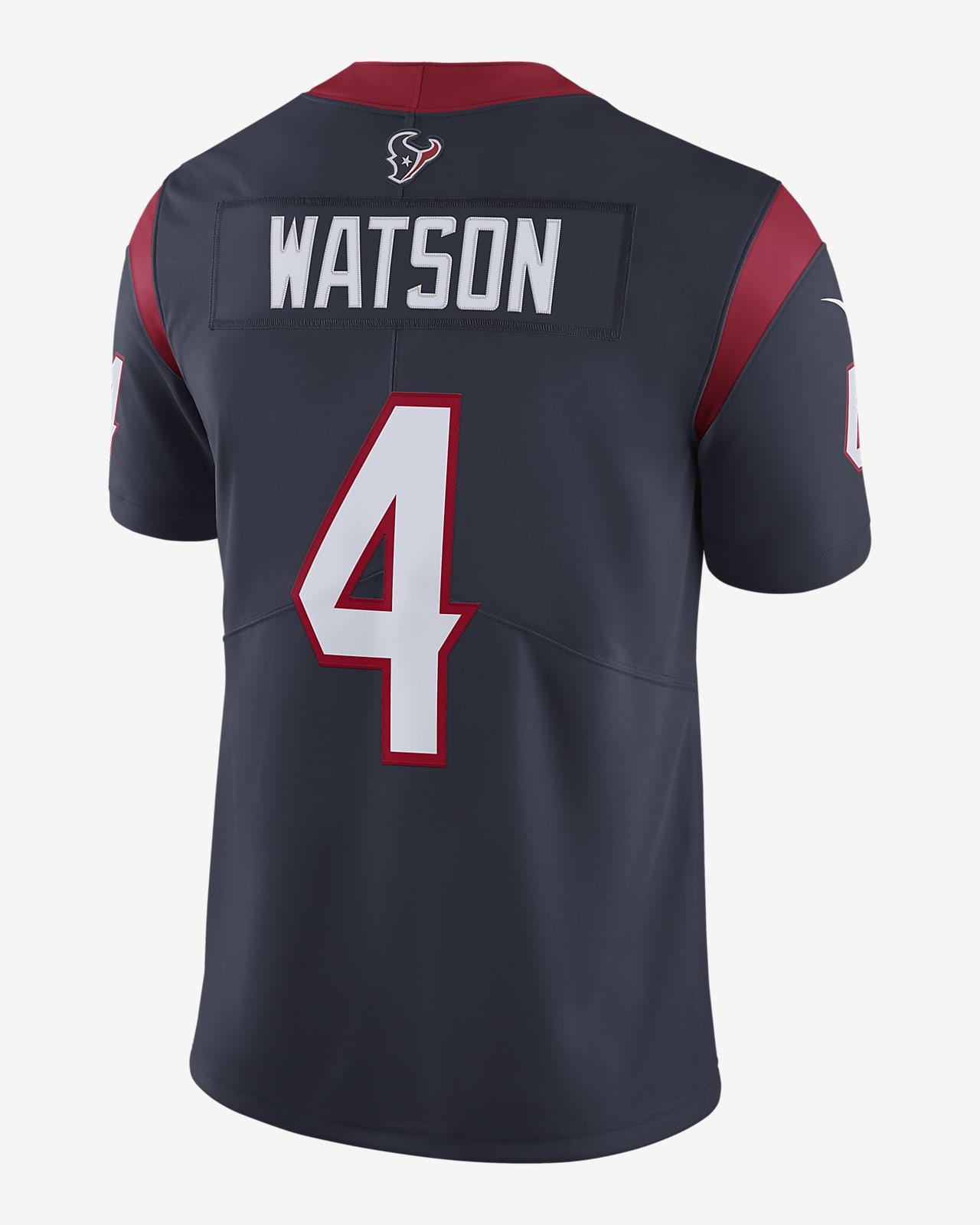 NFL Houston Texans Vapor Untouchable (Deshaun Watson) Men's Limited Football Jersey
