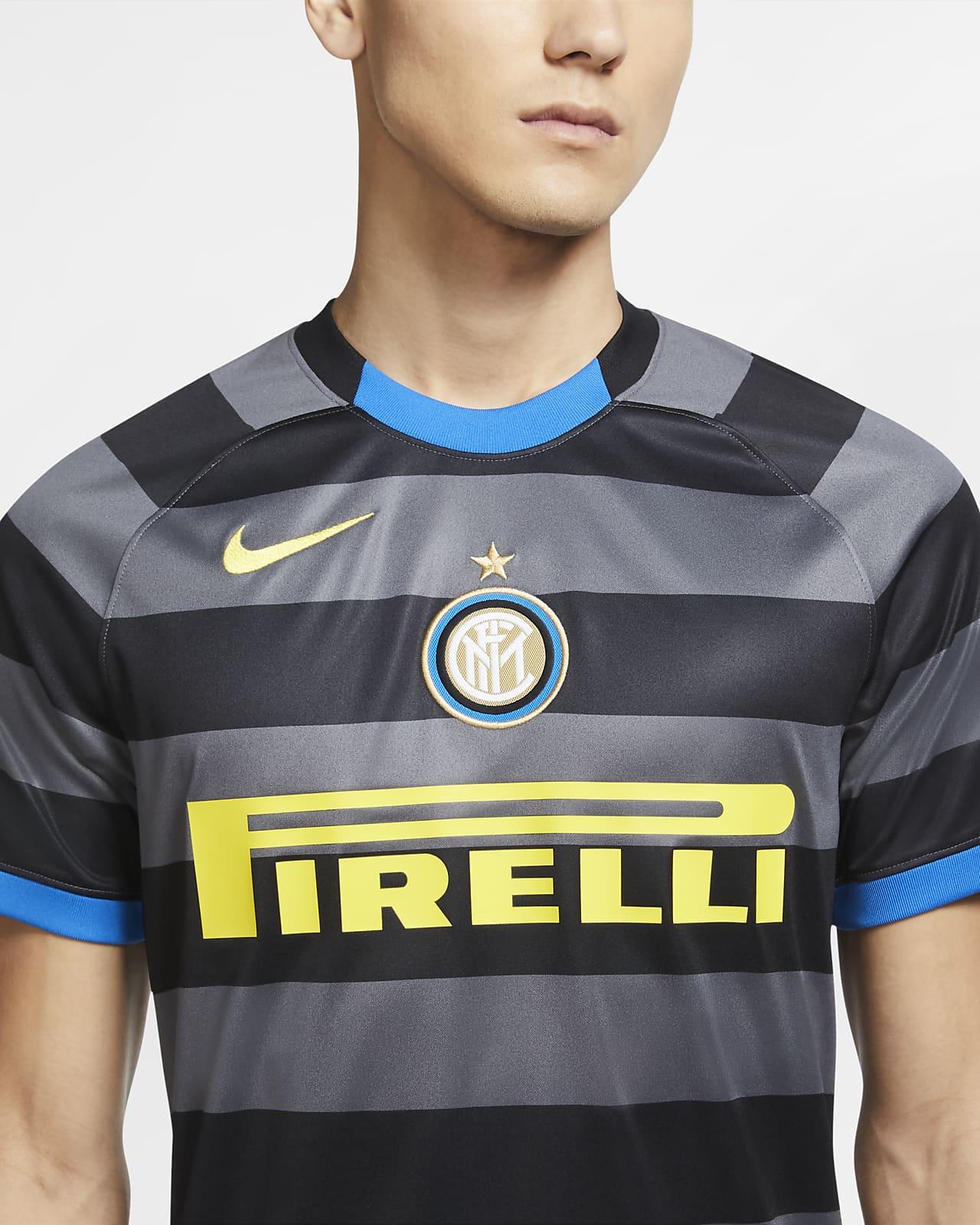Maglia da calcio Inter 2020/21 Stadium da uomo - Terza