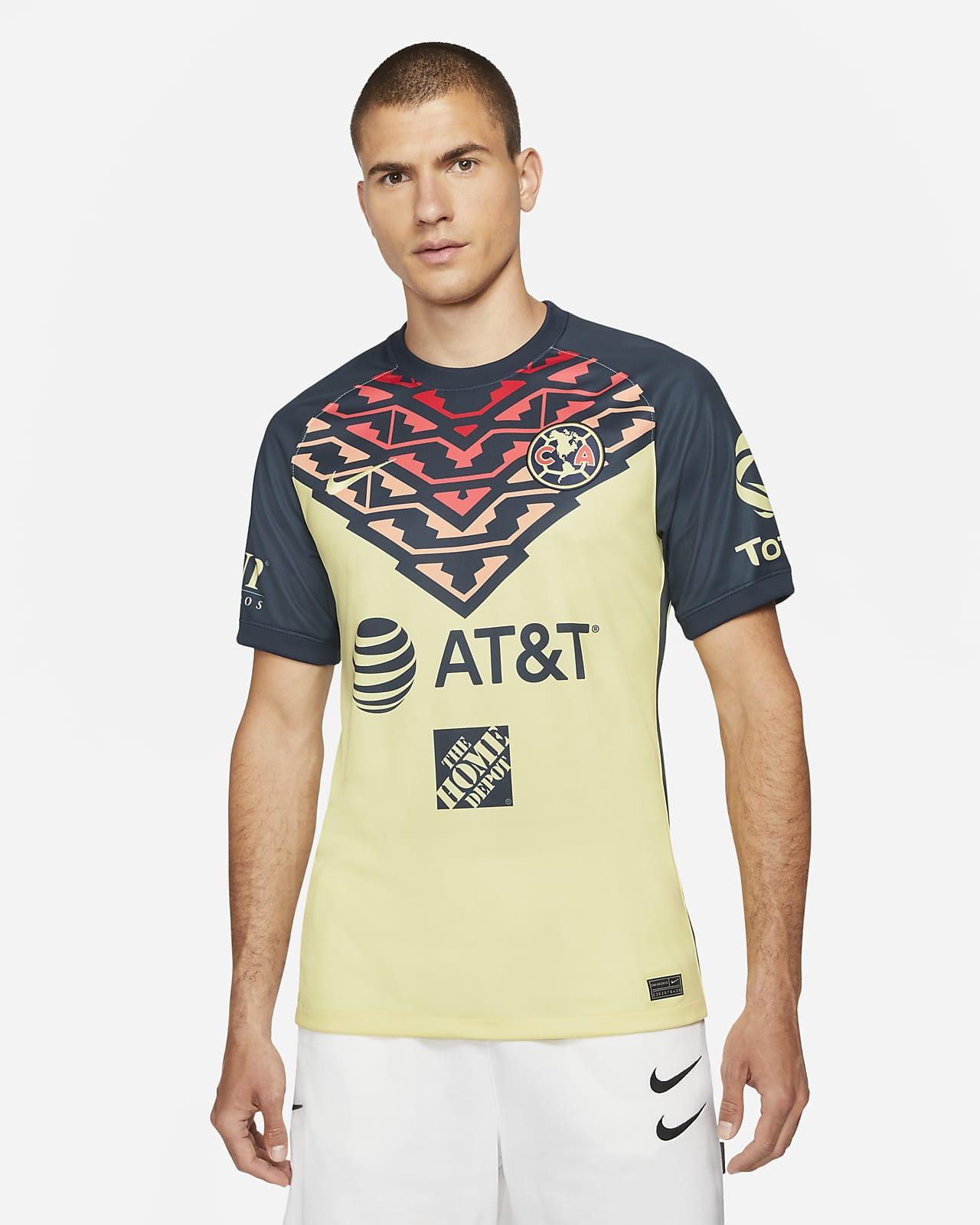 Jersey de fútbol del Club América local 2021/22 Stadium para hombre