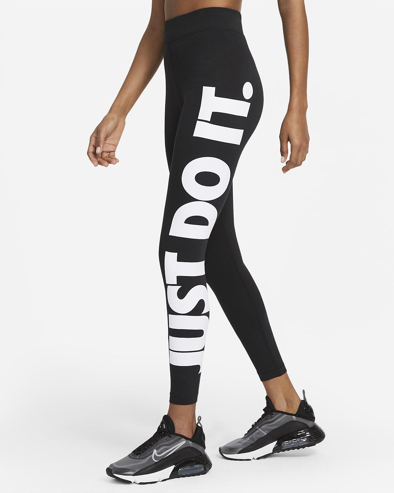 Nike Sportswear Essential Leggings de talle alto - Mujer