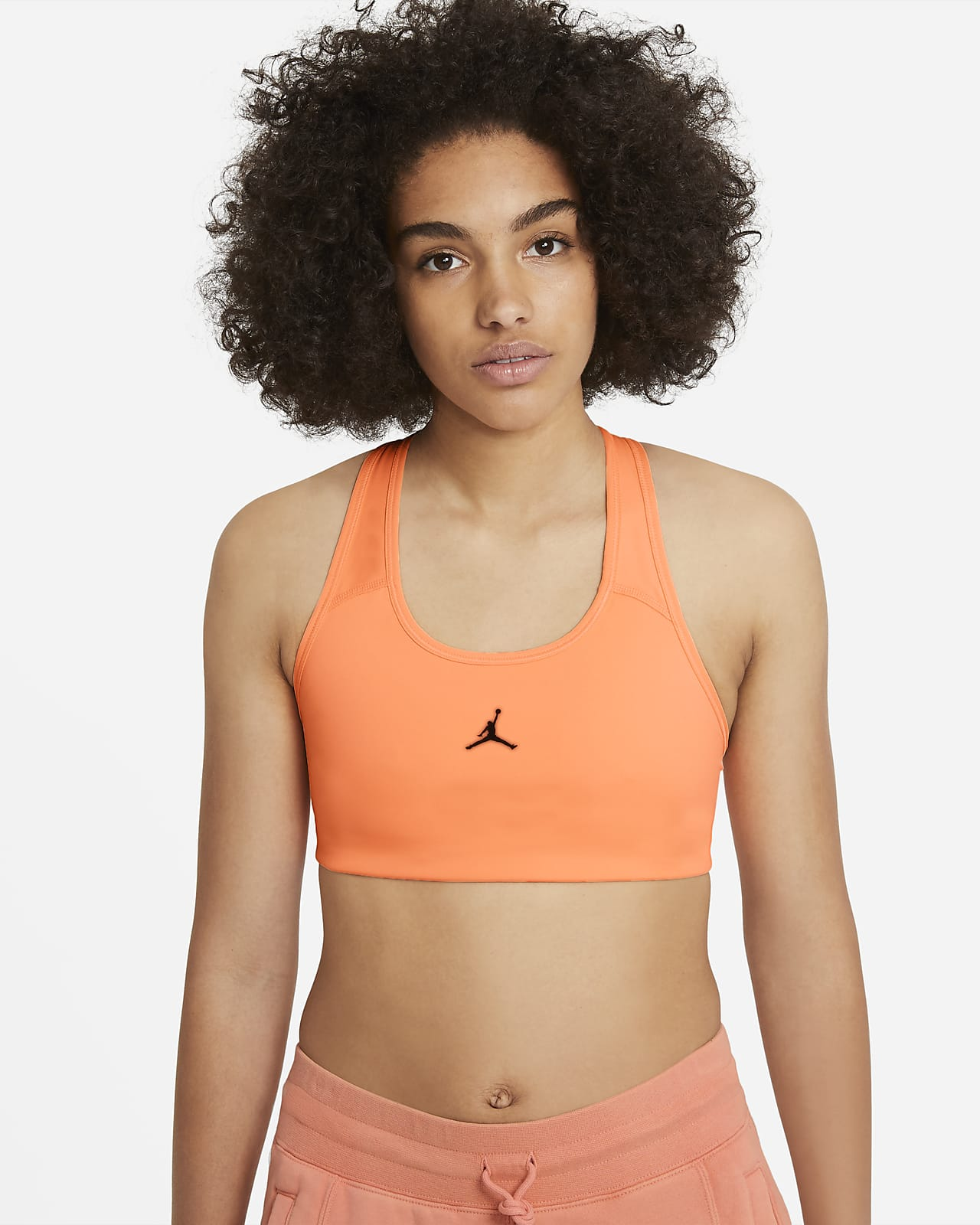 Jordan Jumpman Sostenidors esportius amb enconxat d'una peça de subjecció mitjana - Dona