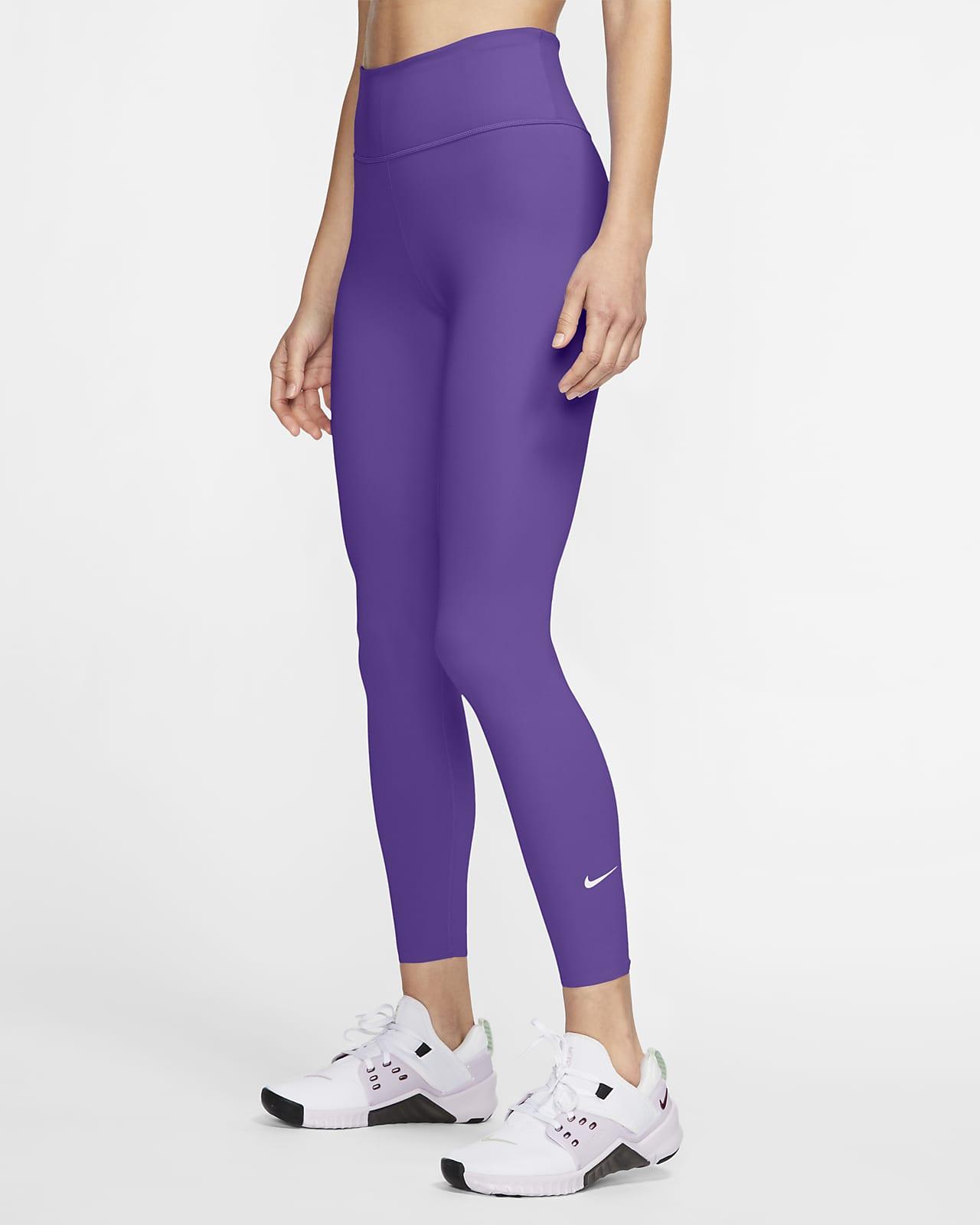 Leggings de 7/8 de tiro medio para mujer Nike One Luxe
