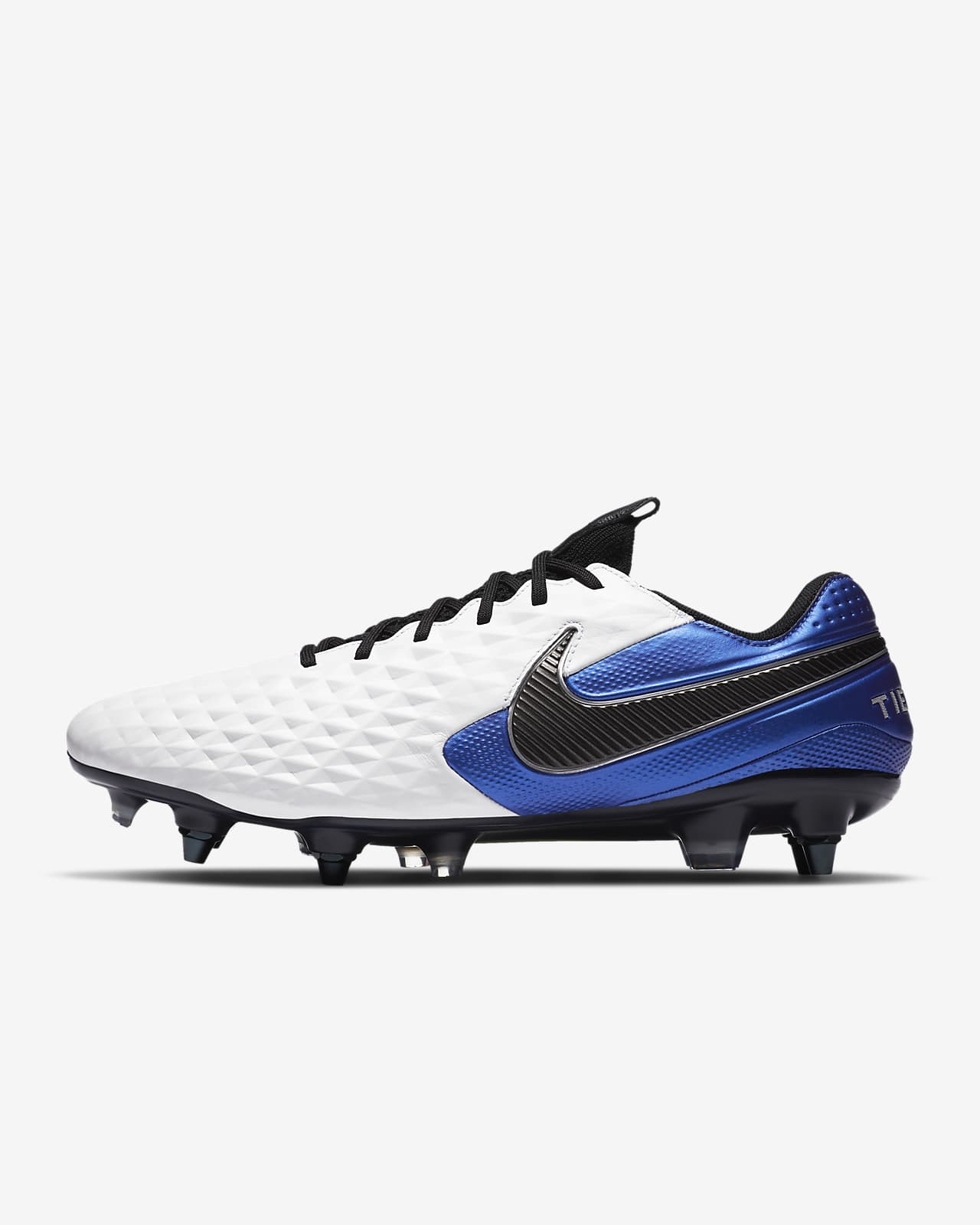 Nike Tiempo Legend 8 Elite SG-PRO Anti-Clog Traction Botas de fútbol para terreno blando