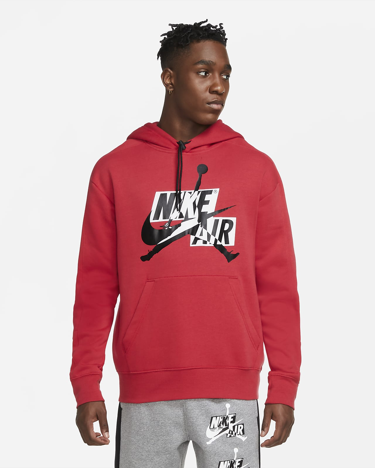 Fleece Pullover Hoodie. Nike NZ