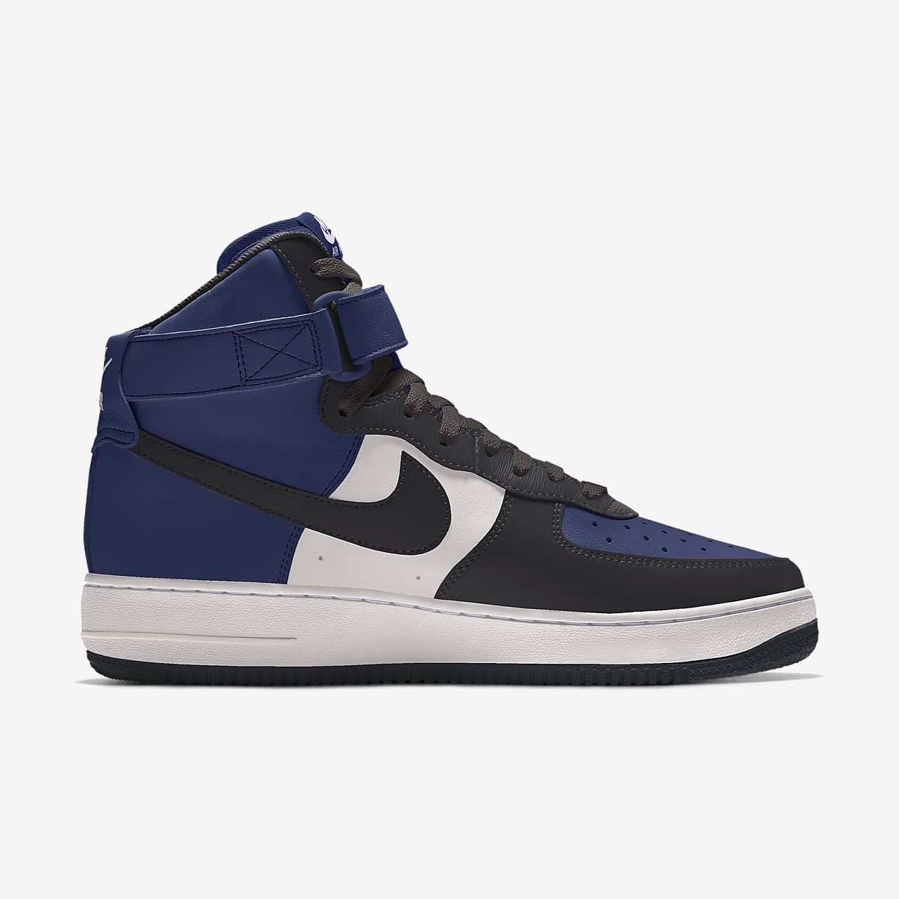 Nike Air Force 1 High By You Custom Men's Shoes