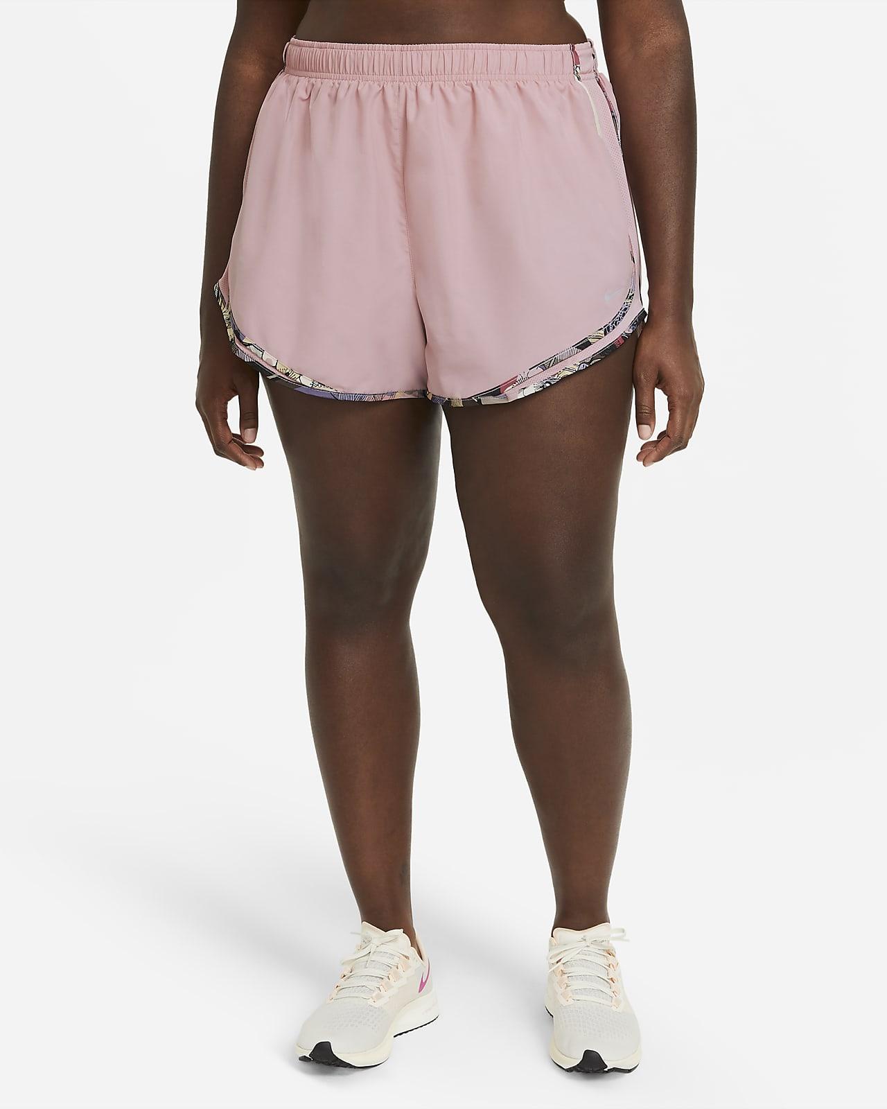 Shorts de running para mujer Nike Tempo (talla grande)