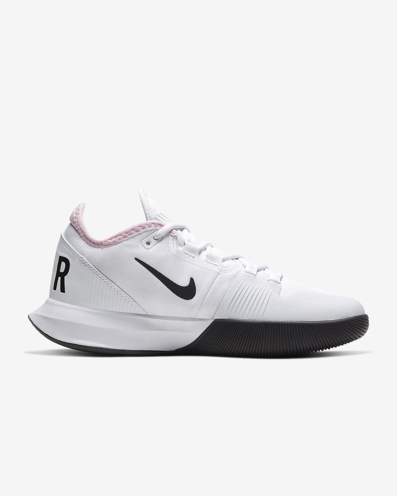 Nike Court Air Max Wildcard, tennissko dame Svart