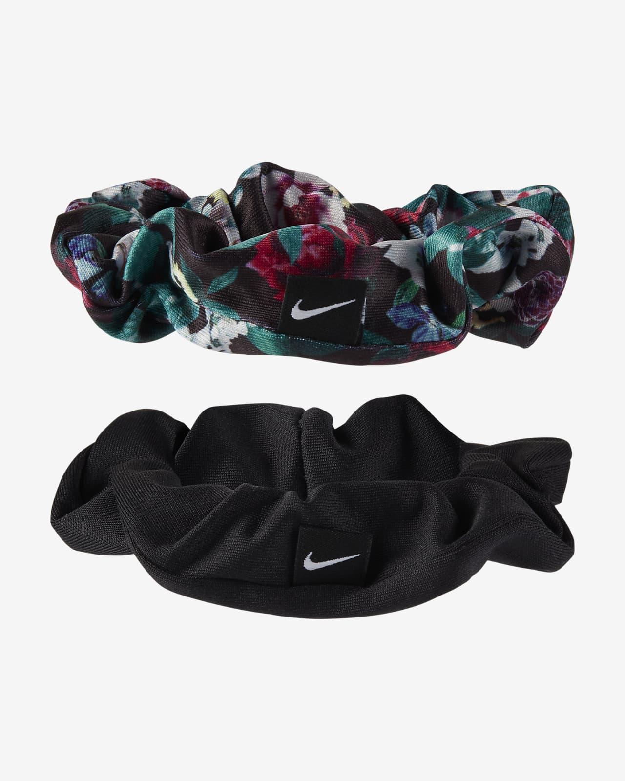 Nike Gathered Hairbands (2-Pack)