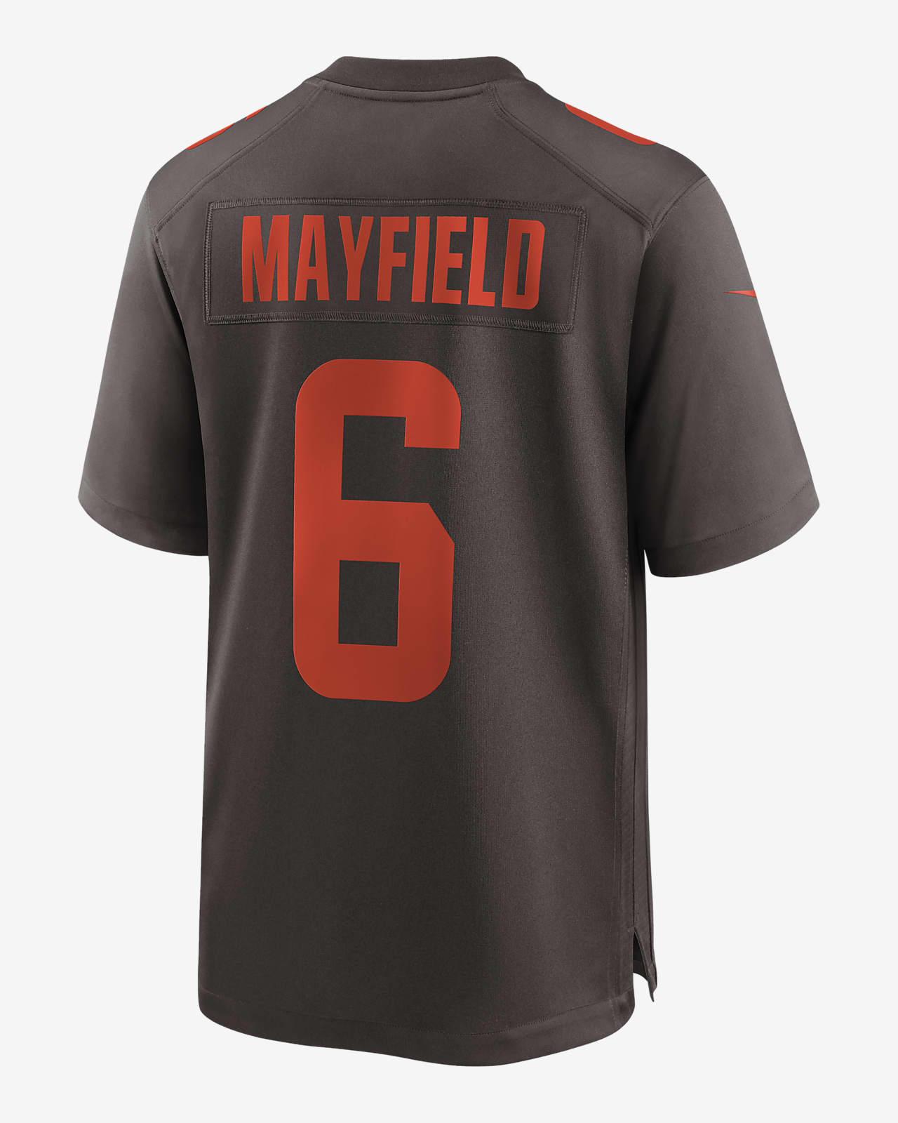 baker mayfield jersey nfl