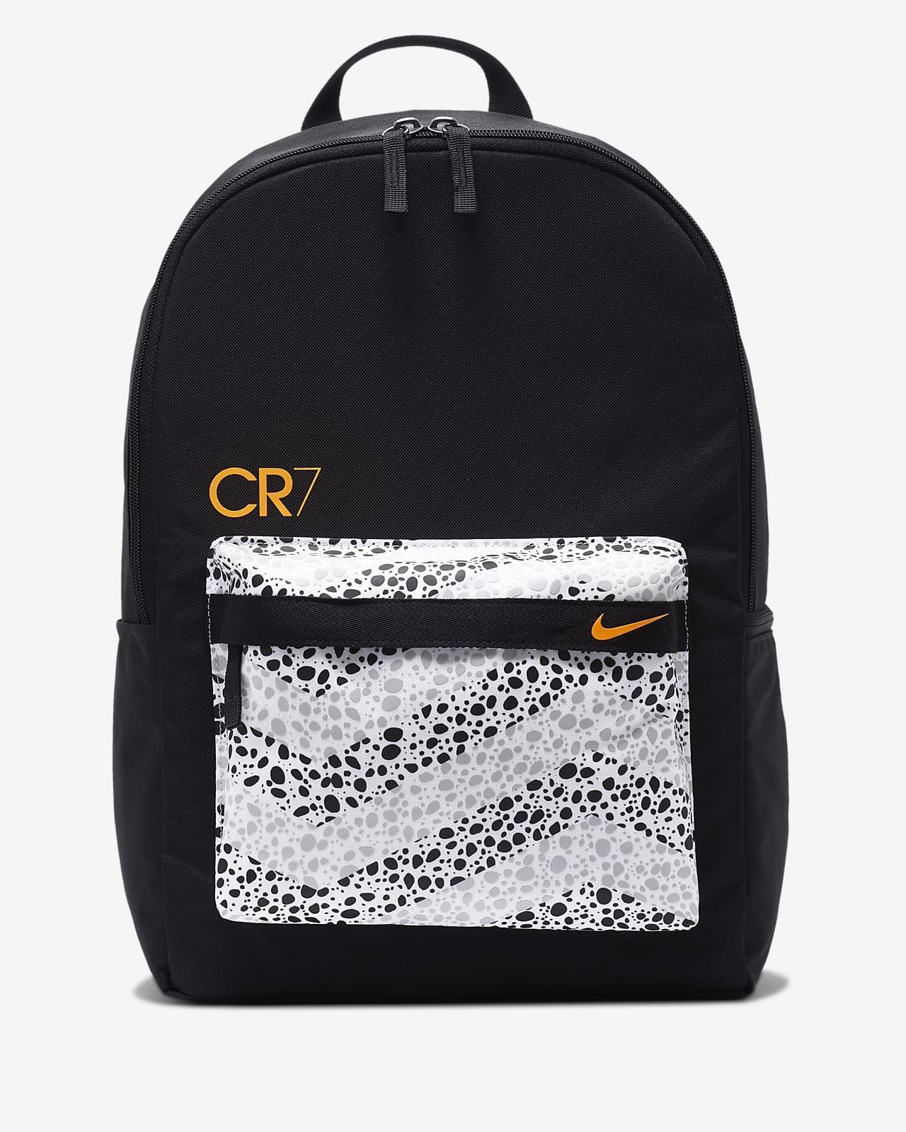 CR7 Kids' Football Backpack