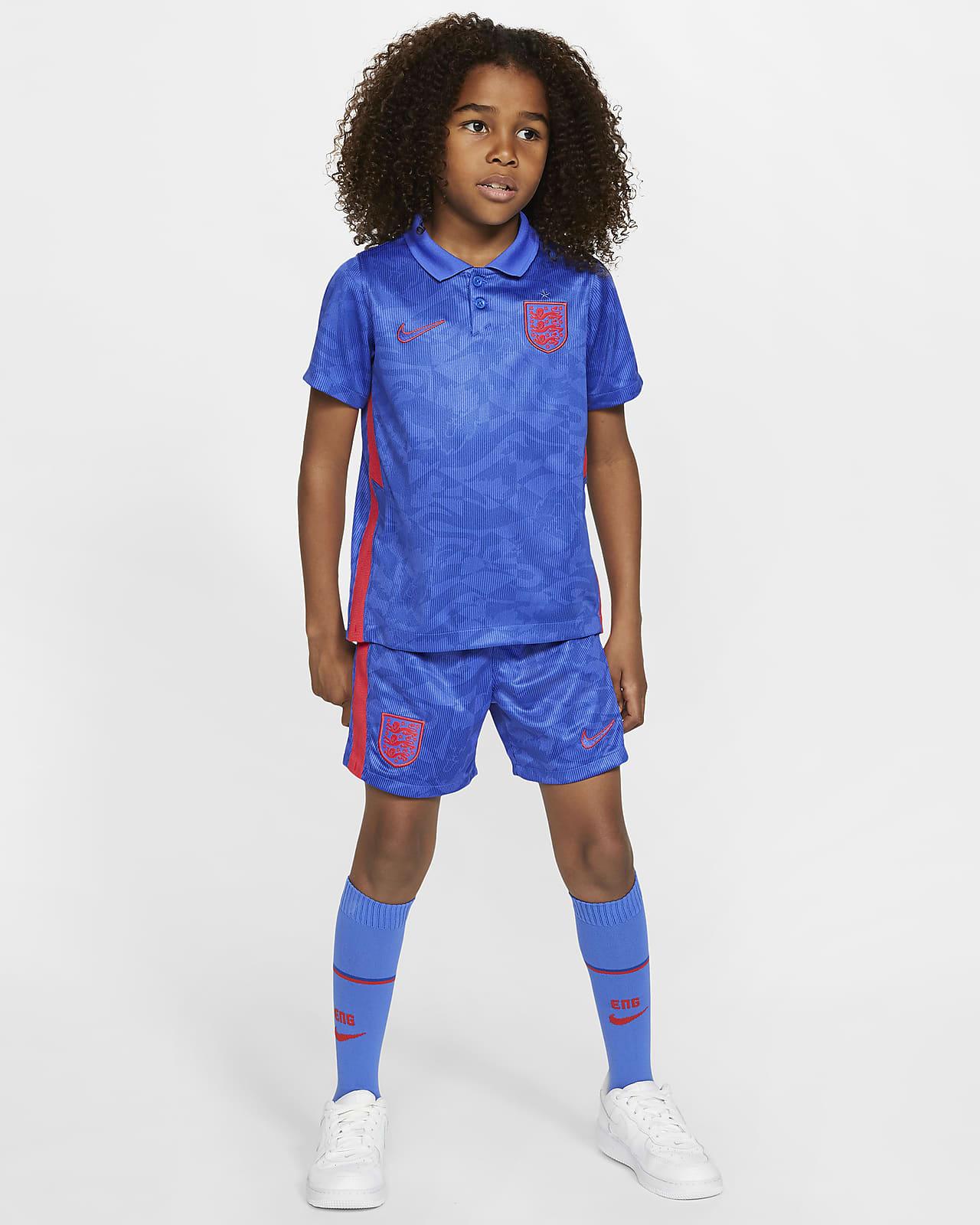 Segona equipació Anglaterra 2020 Equipació de futbol - Nen/a petit/a