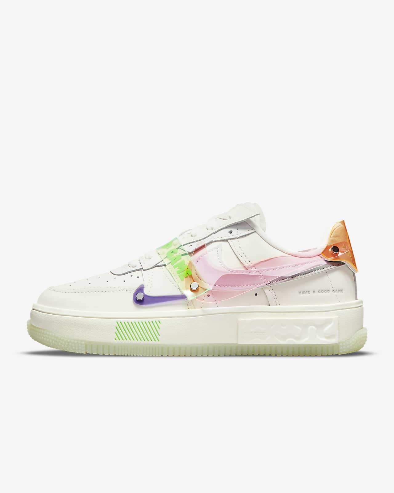 Nike Air Force 1 Fontanka 女子运动鞋
