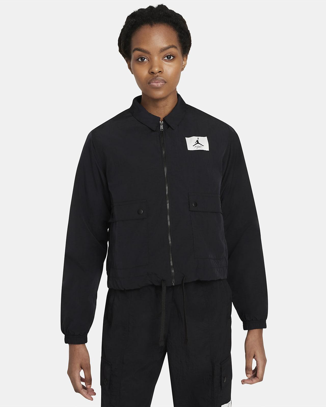 Женская куртка из тканого материала Jordan Essentials