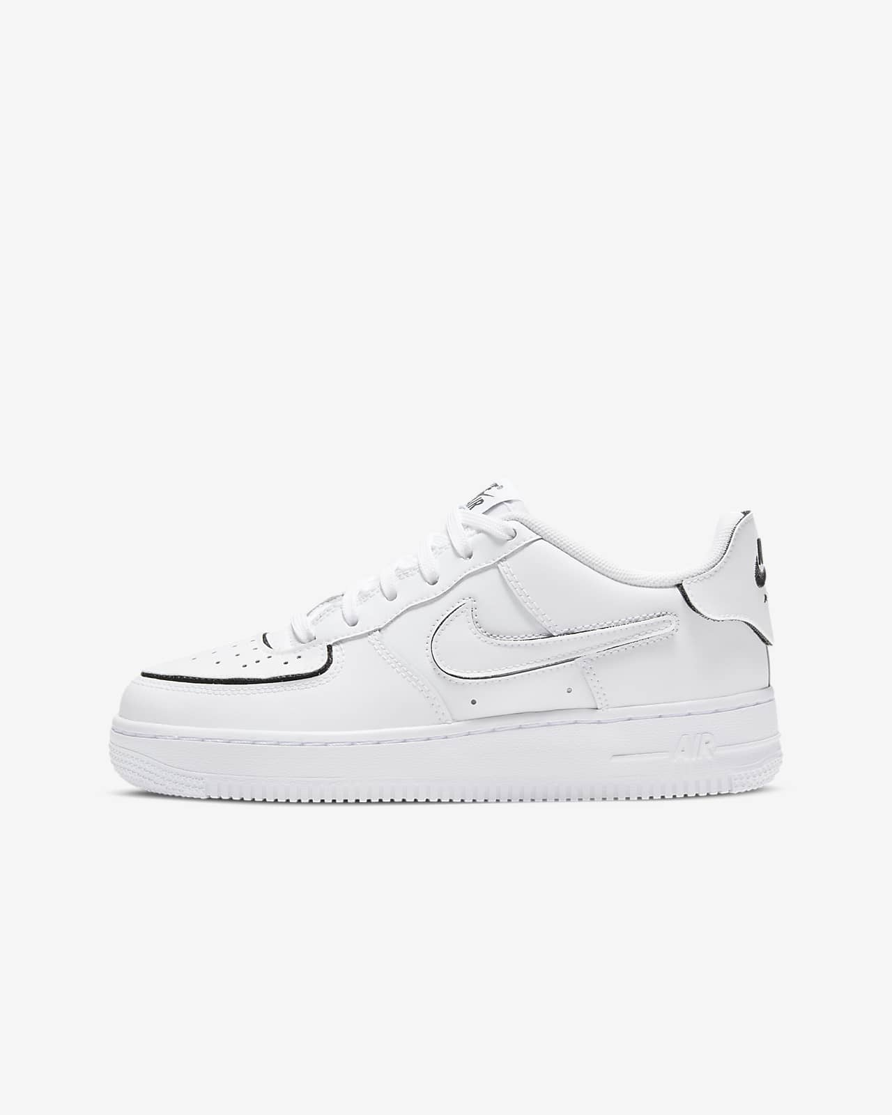 Nike Air Force 1/1 Older Kids' Shoe