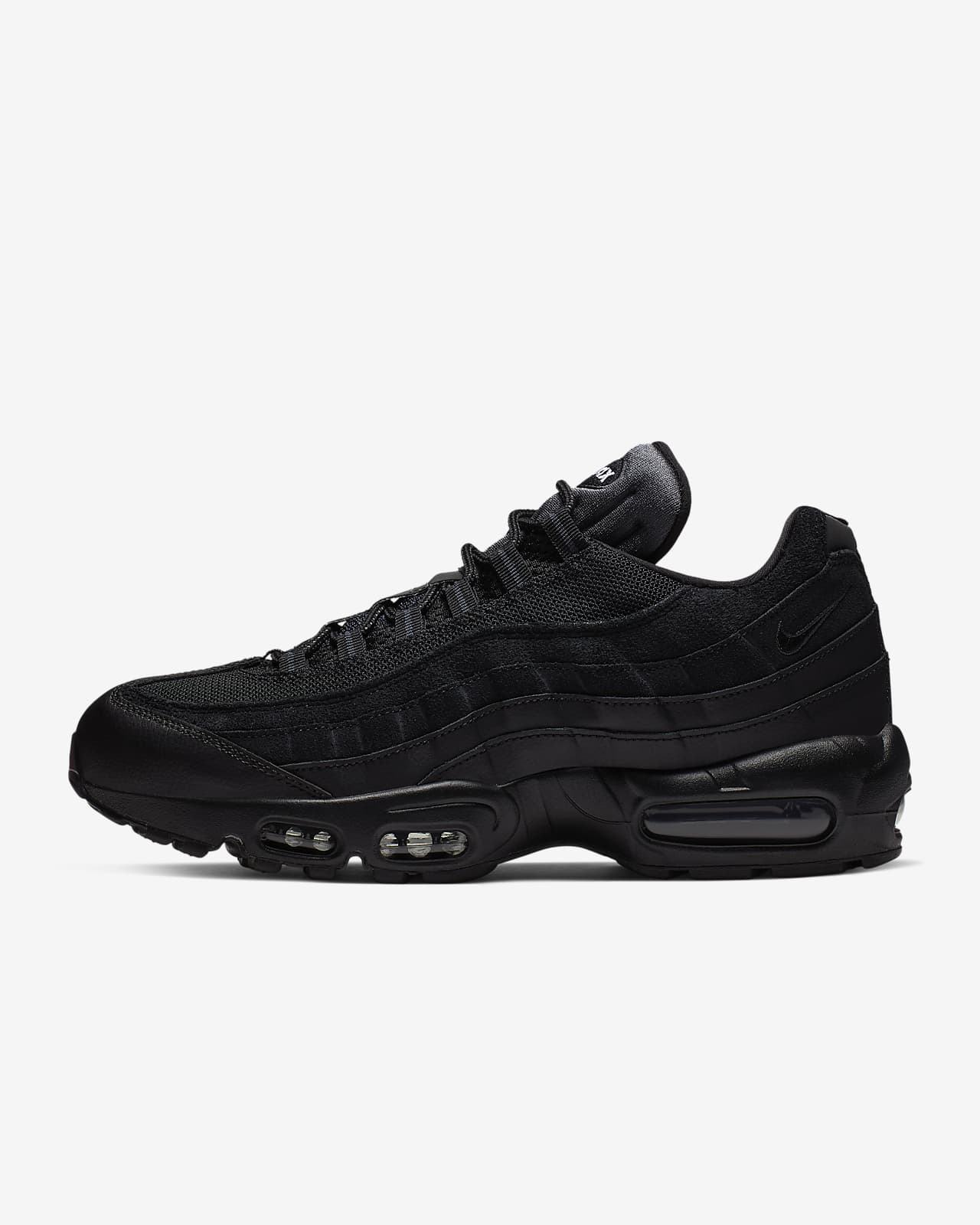 air max 95 essential nere