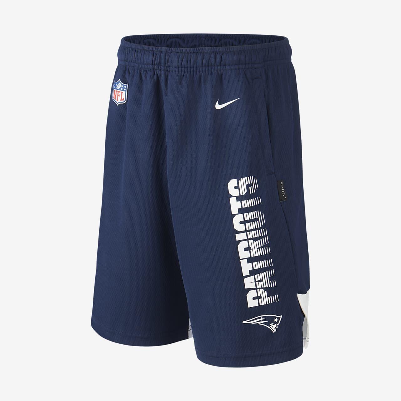 Nike (NFL Patriots) Older Kids' Shorts
