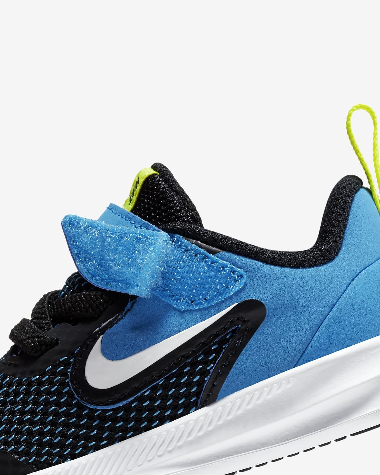 Platillo Rizo Forma del barco  Calzado para bebé e infantil Nike Downshifter 9. Nike.com