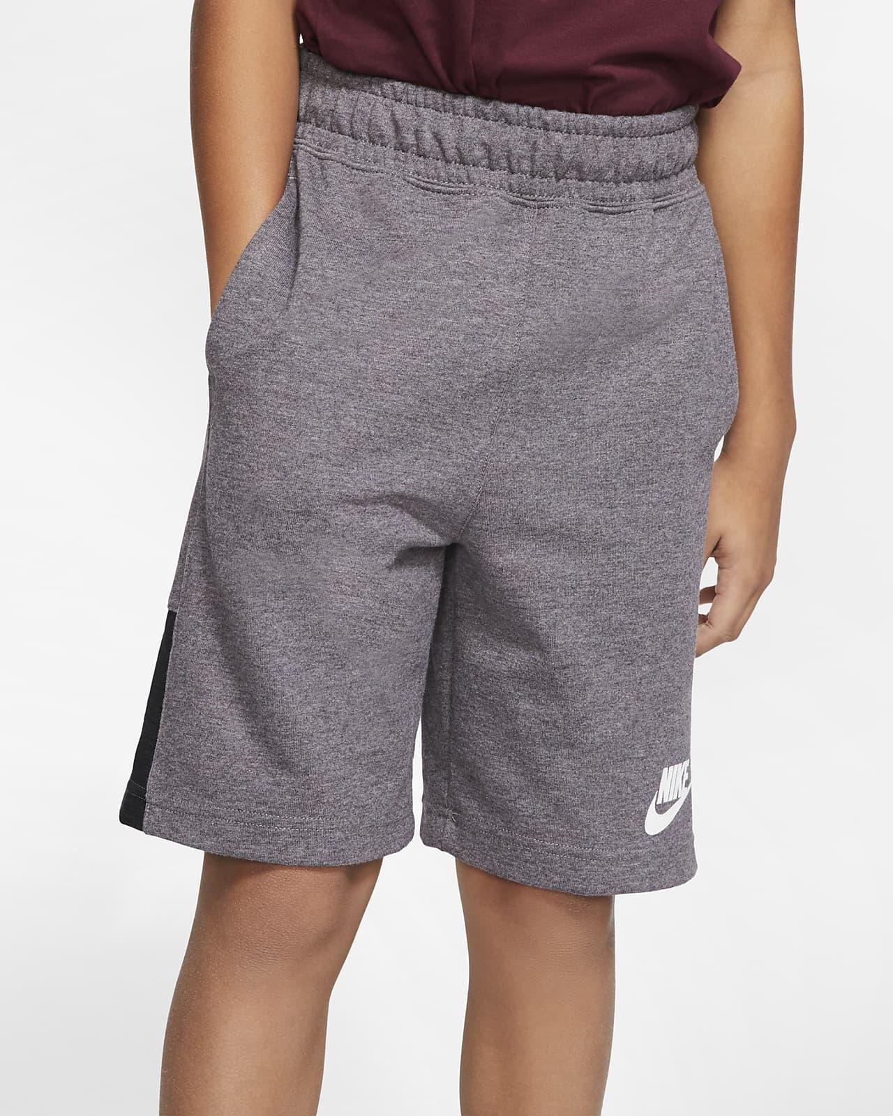 Pantalones Cortos Para Nino Talla Grande Nike Sportswear Nike Pr