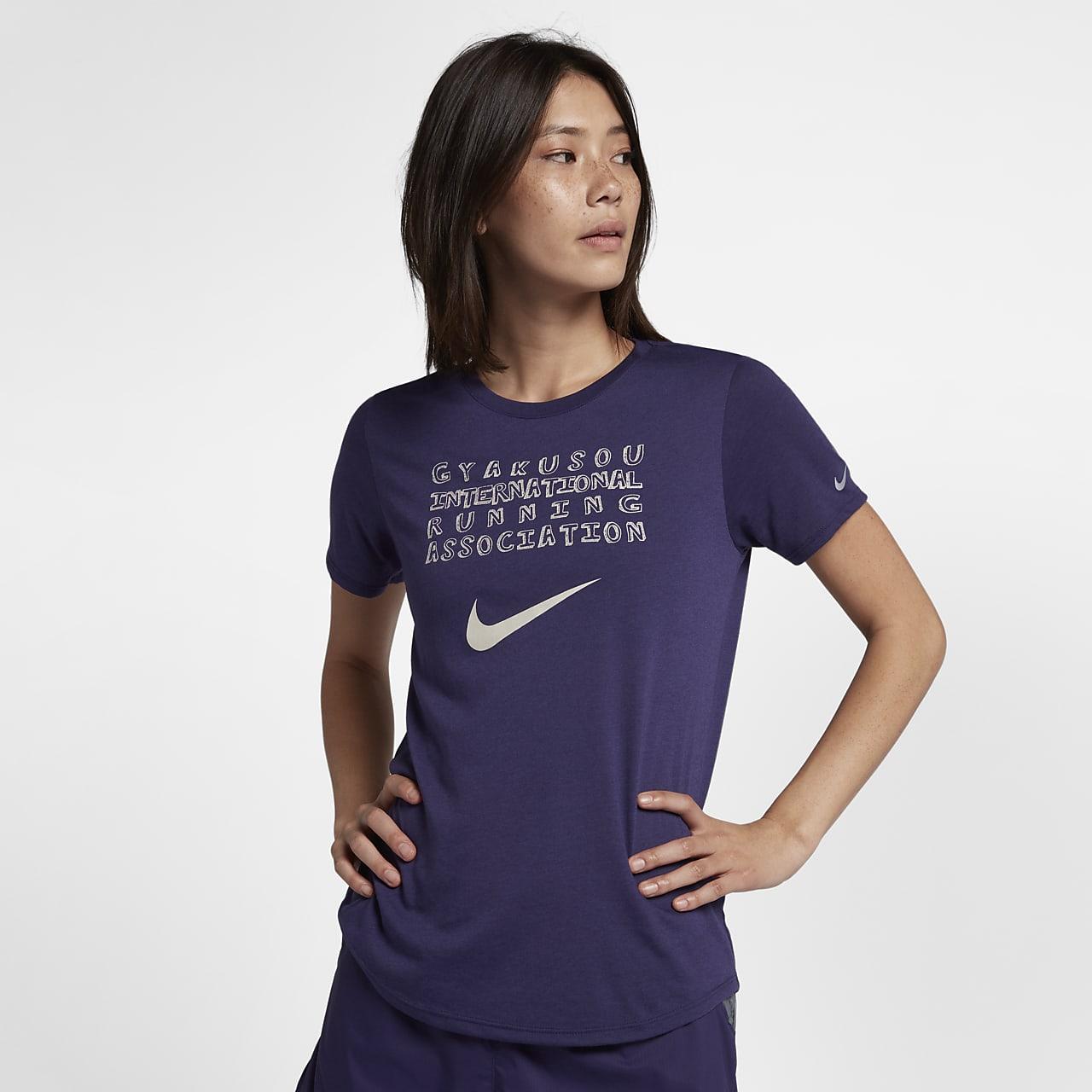 NikeLab Gyakusou 女子T恤