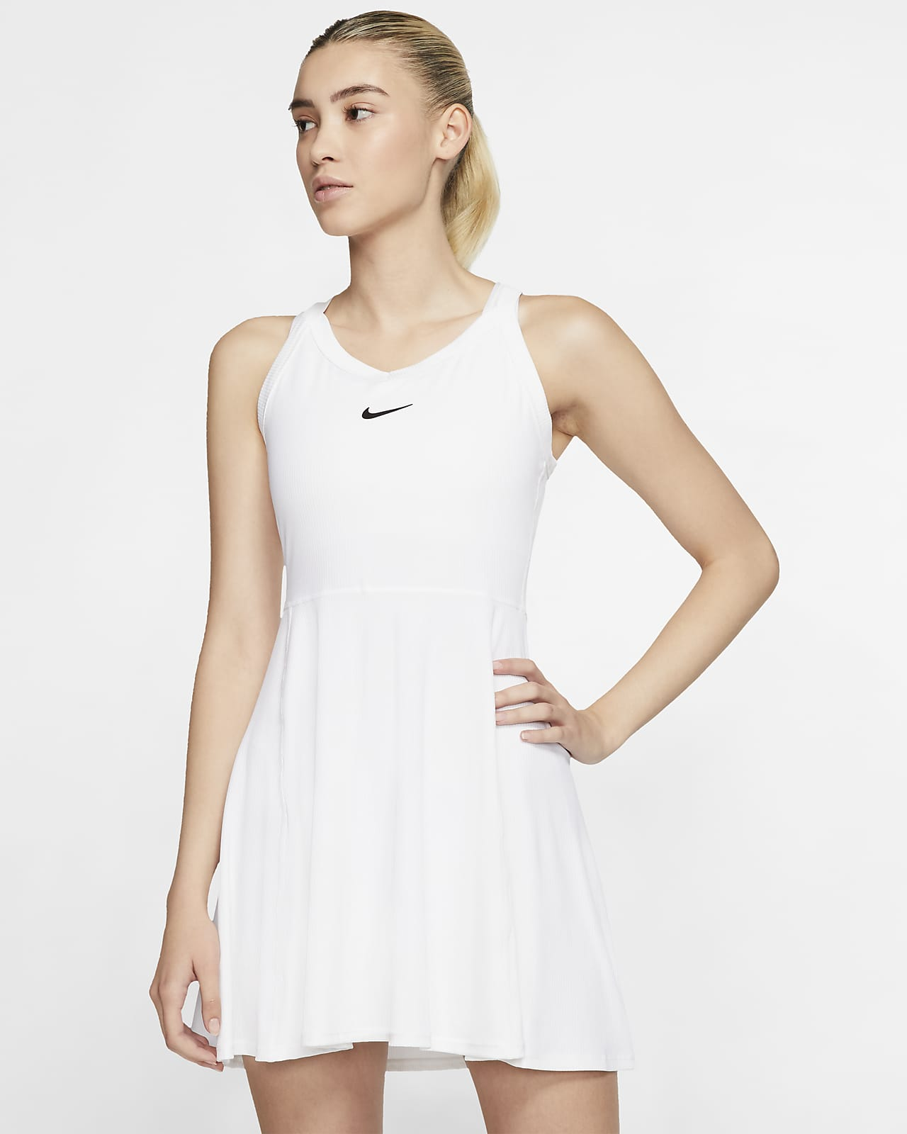 Nikecourt Dri Fit Women S Tennis Dress Nike Com
