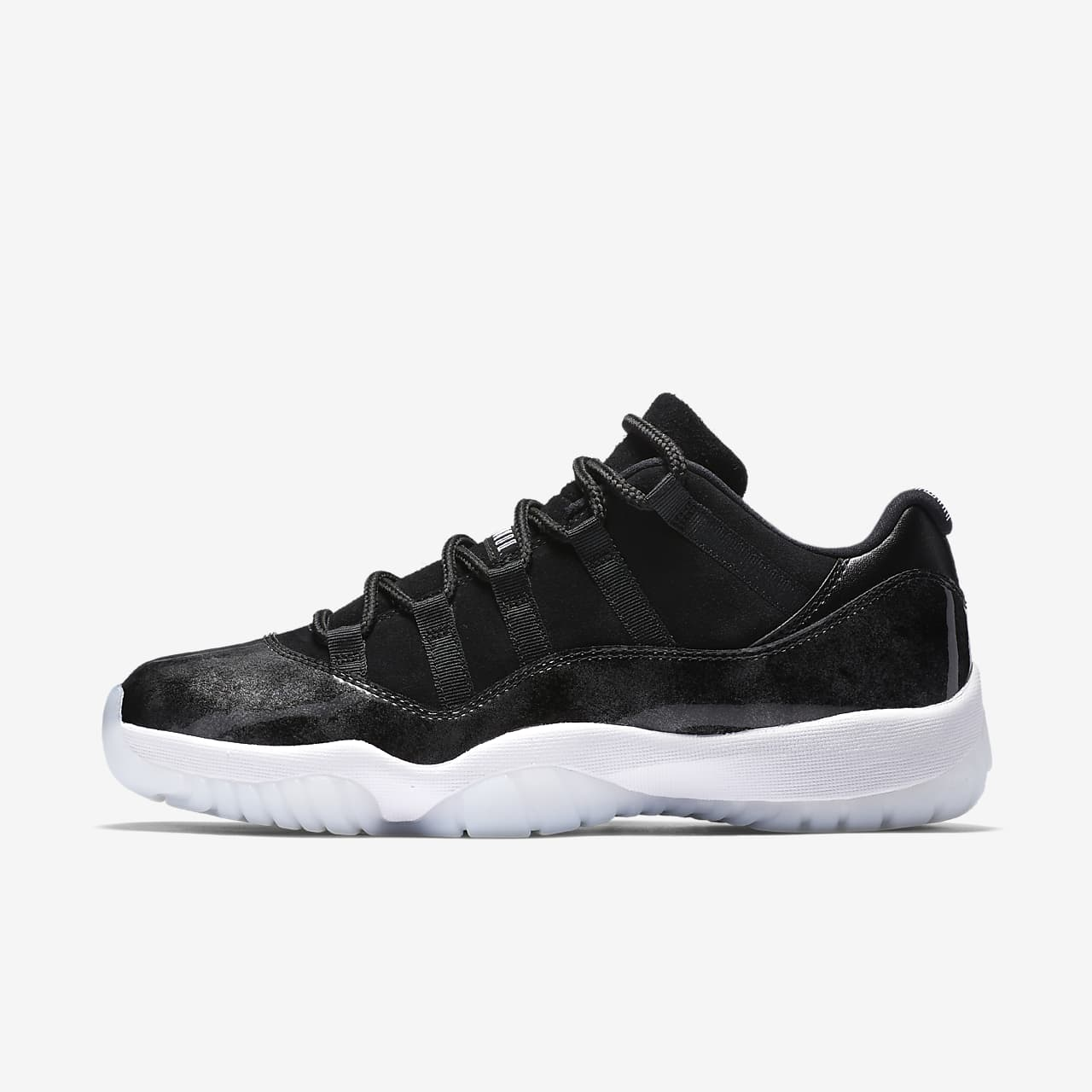 air jordan 11 low noir