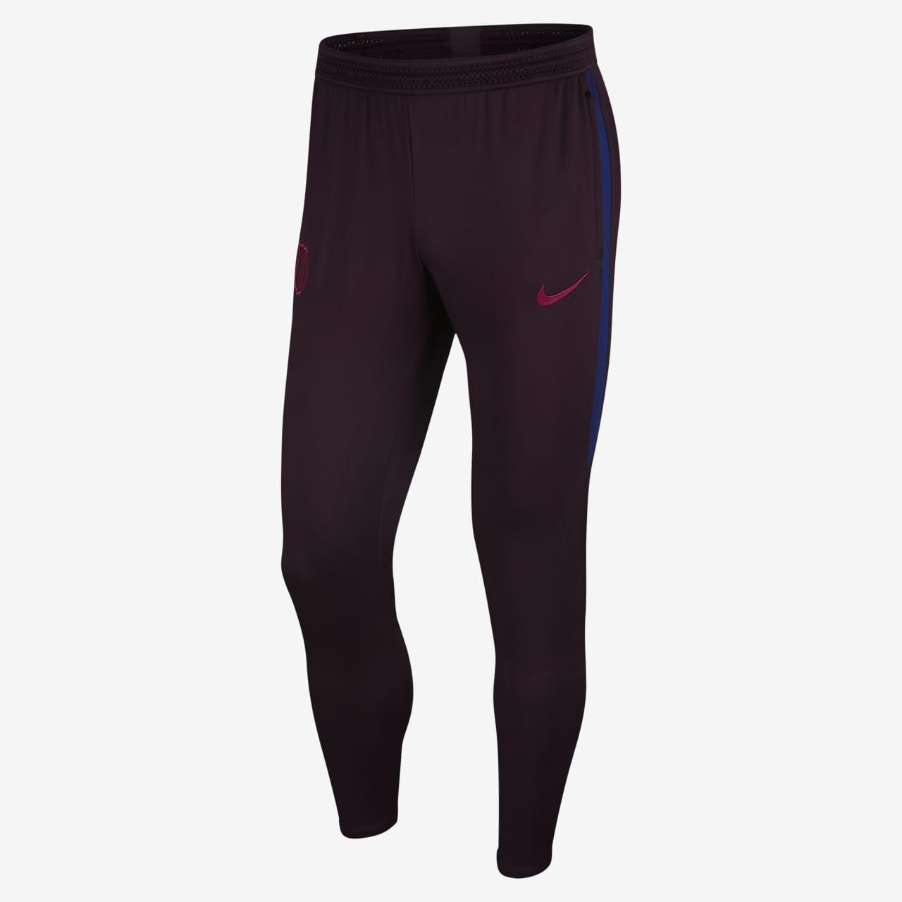 Мужские футбольные брюки FC Barcelona Strike