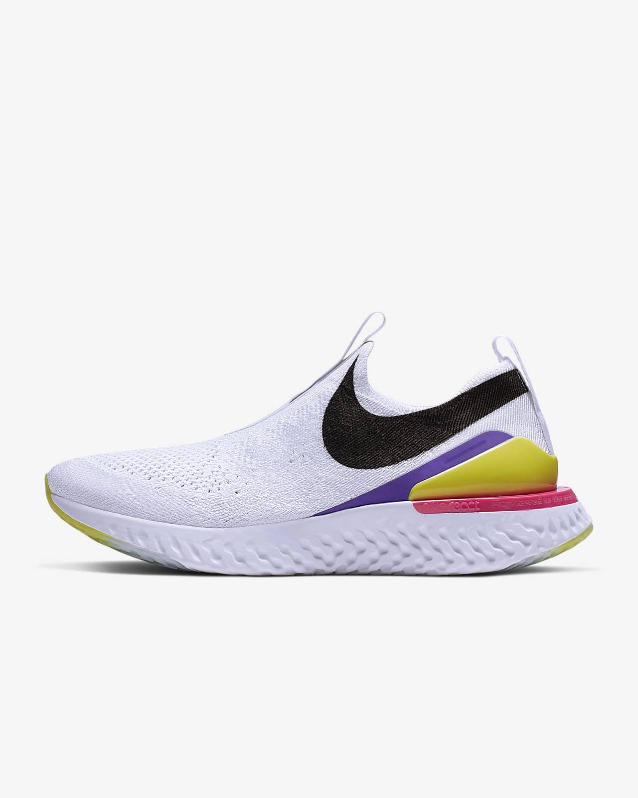 NikeEpic PHNTM React FK JDI女子跑步鞋
