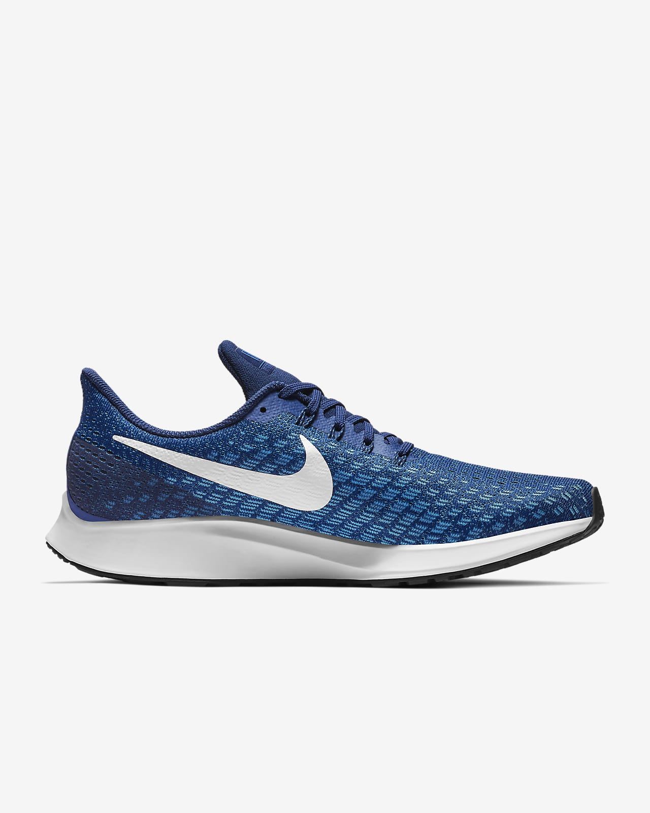 nike pegasus 35 hombre running azul