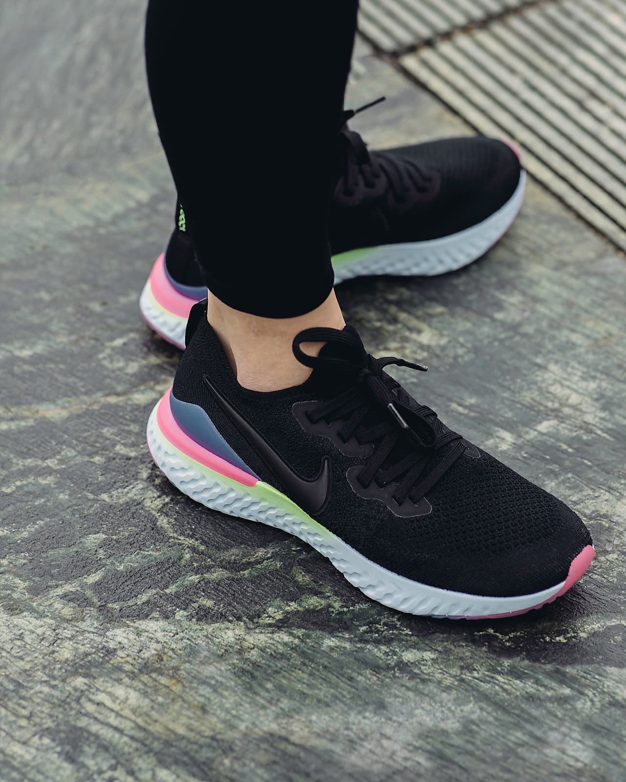 Vacilar Bibliografía malo  Calzado de running para hombre Nike Epic React Flyknit 2. Nike MX
