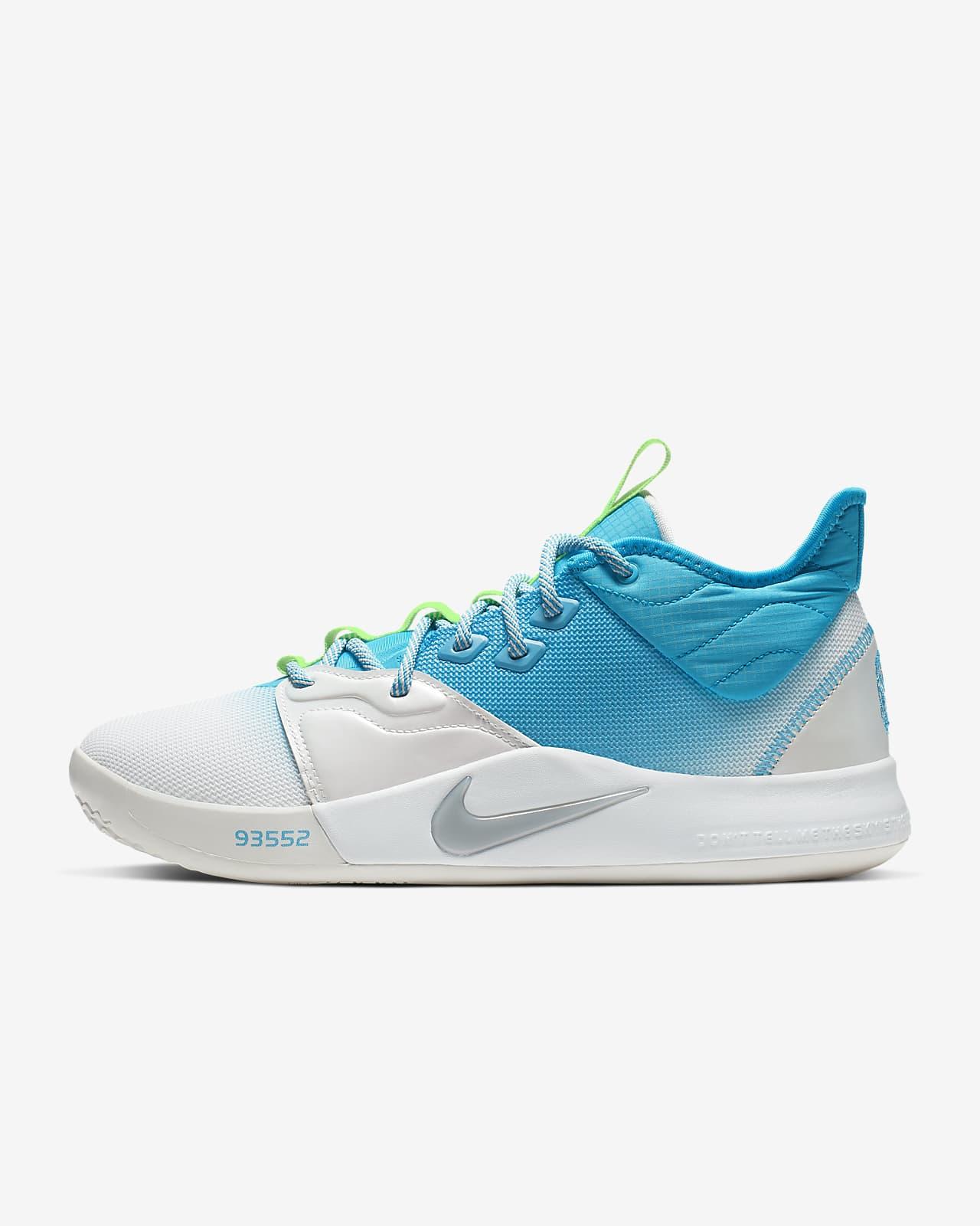 PG 3 EP Basketball Shoe. Nike JP