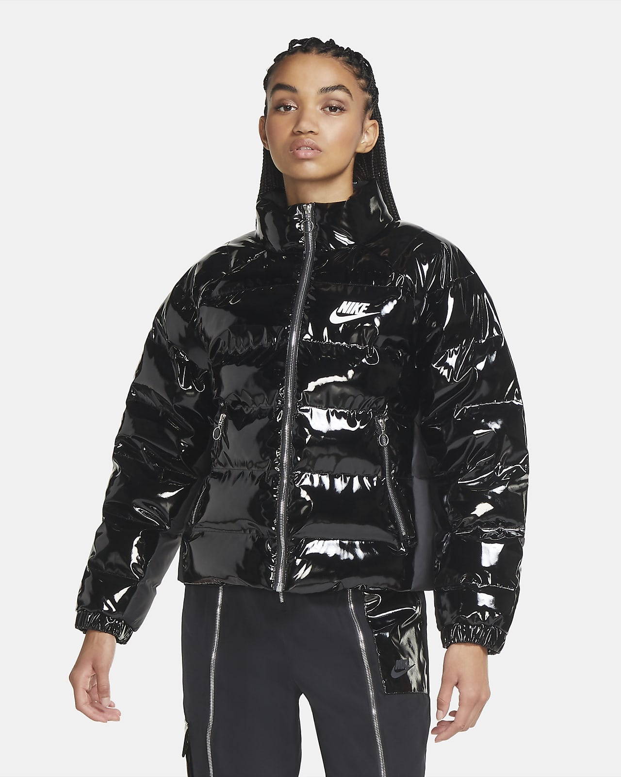 Jacka Nike Sportswear Icon Clash Synthetic-Fill för kvinnor