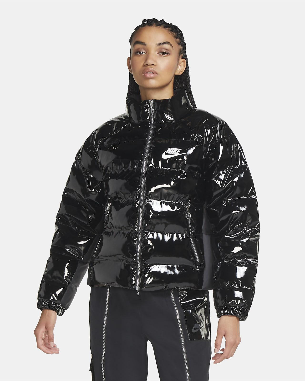 Nike Sportswear Icon Clash Synthetic-Fill-jakke til kvinder