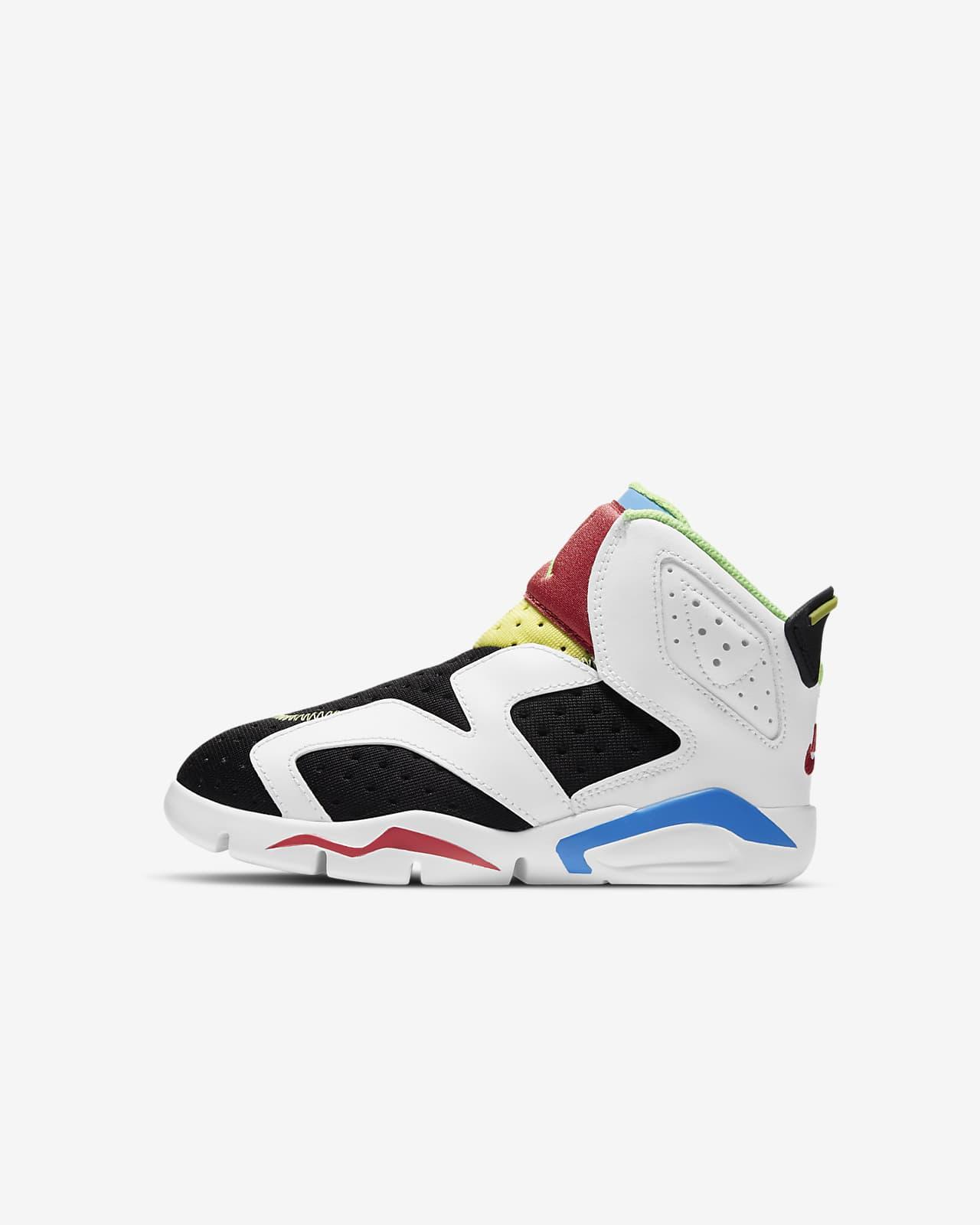 Jordan 6 Retro Little Flex PS 复刻幼童运动童鞋