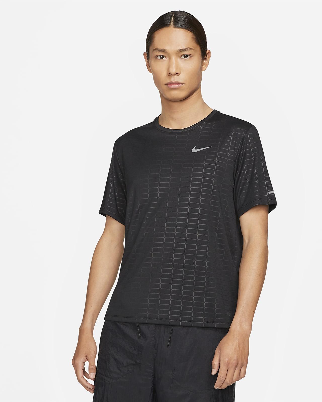 Nike Miler Run Division Men's Short-Sleeve Running Top