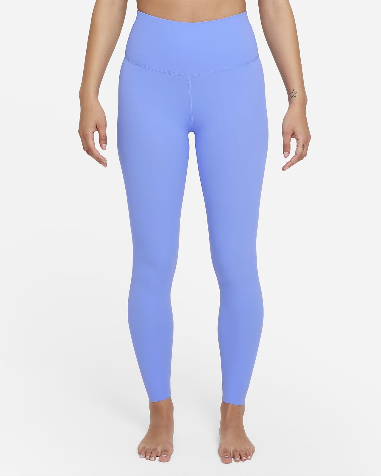 Nike Yoga Luxe Women's High-Waisted 7/8 Infinalon Leggings