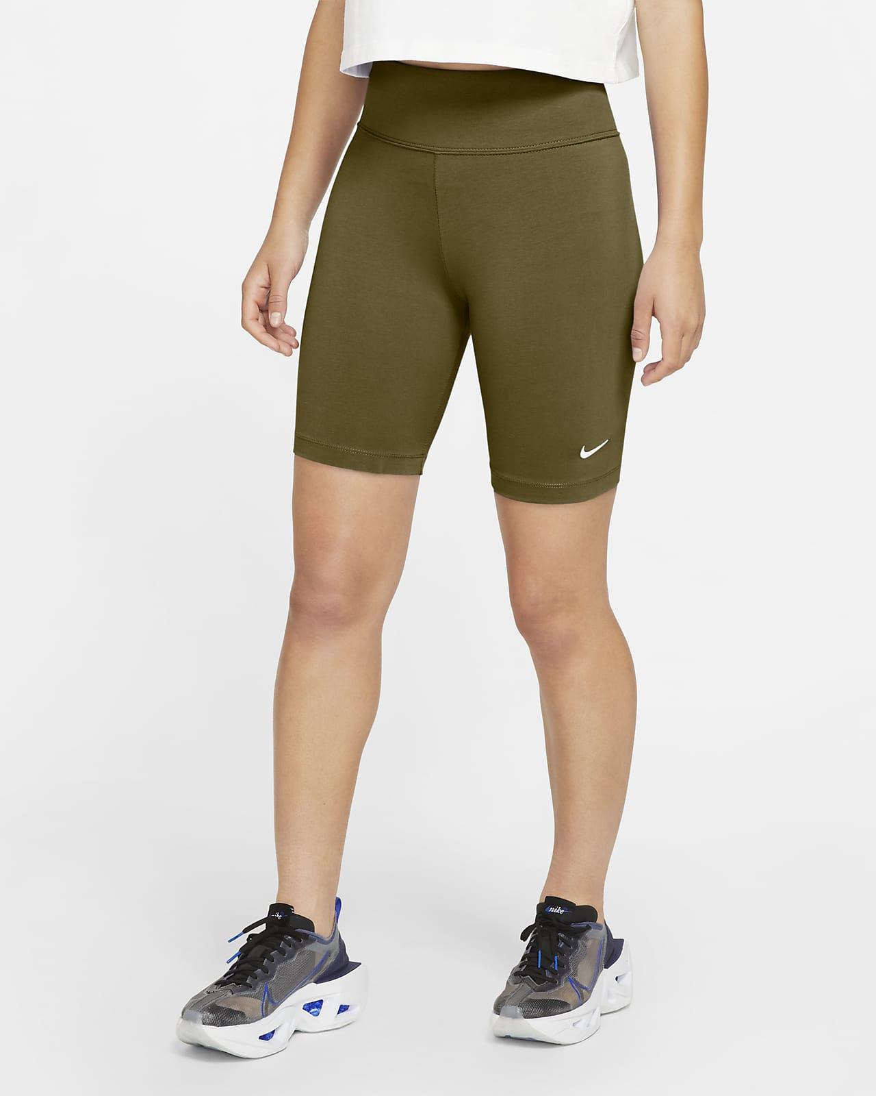 Spodenki damskie do jazdy na rowerze Nike Sportswear Leg-A-See