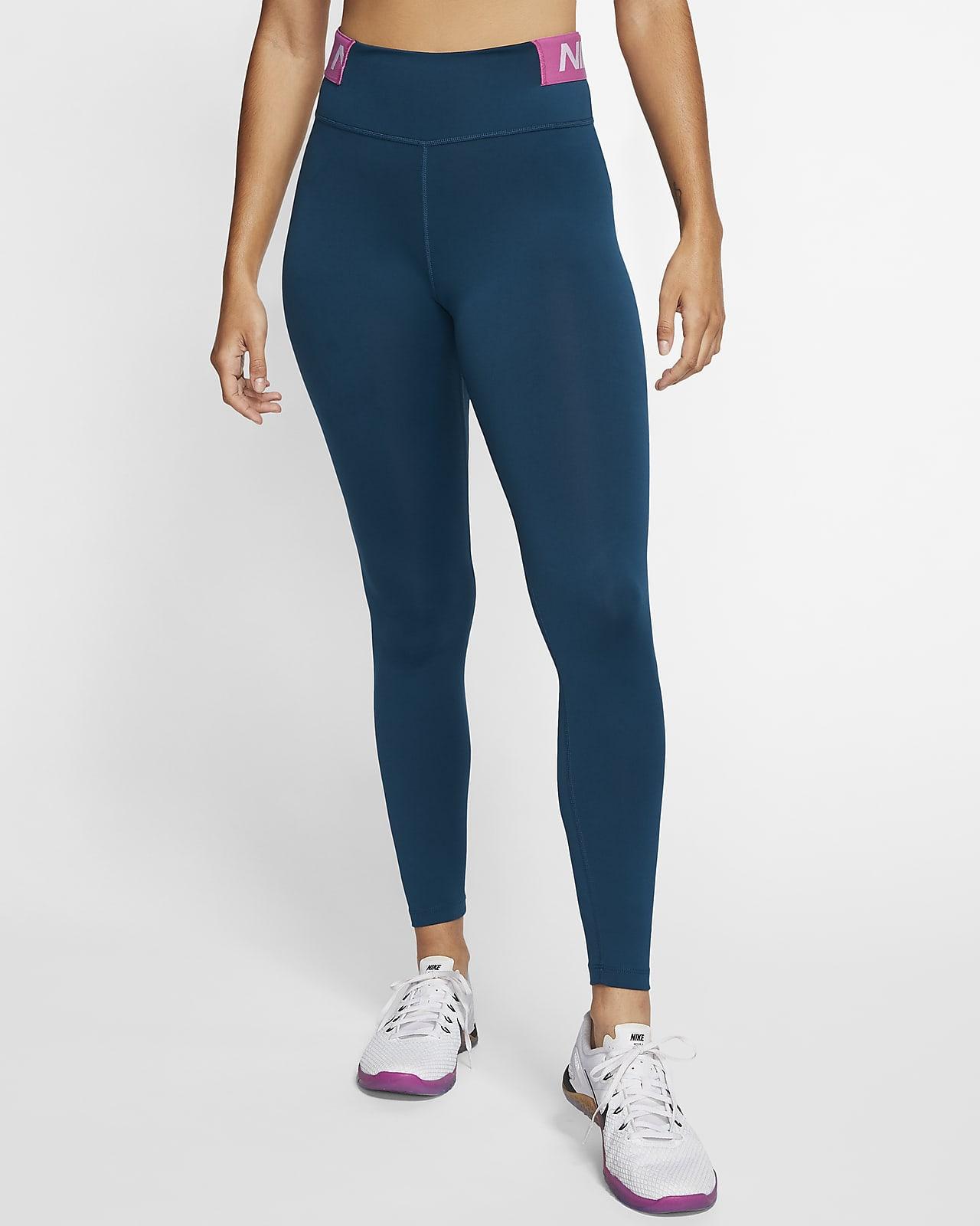 กางเกงรัดรูปผู้หญิง Nike One